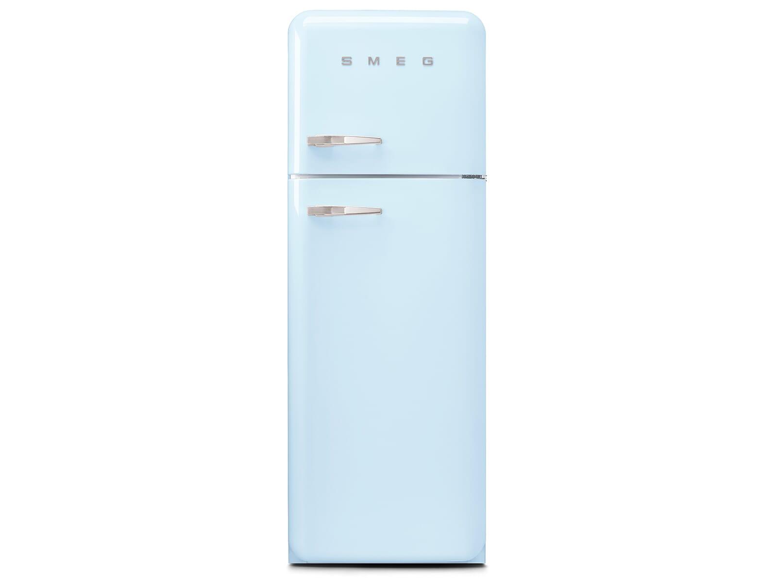 Smeg Kühlschrank 140 Cm : Smeg fab30rpb3 standkühlschrank pastellblau