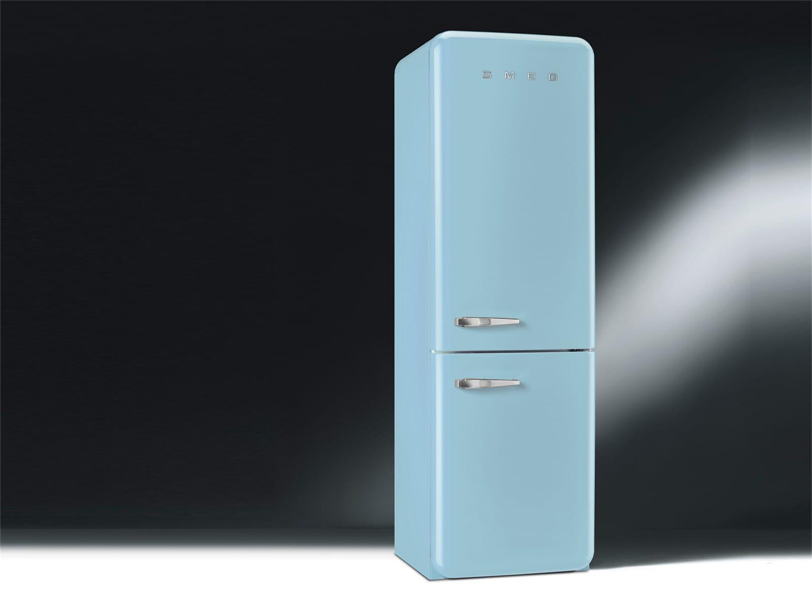 Smeg FAB32RAZN1 Kühl-Gefrierkombination Pastellblau
