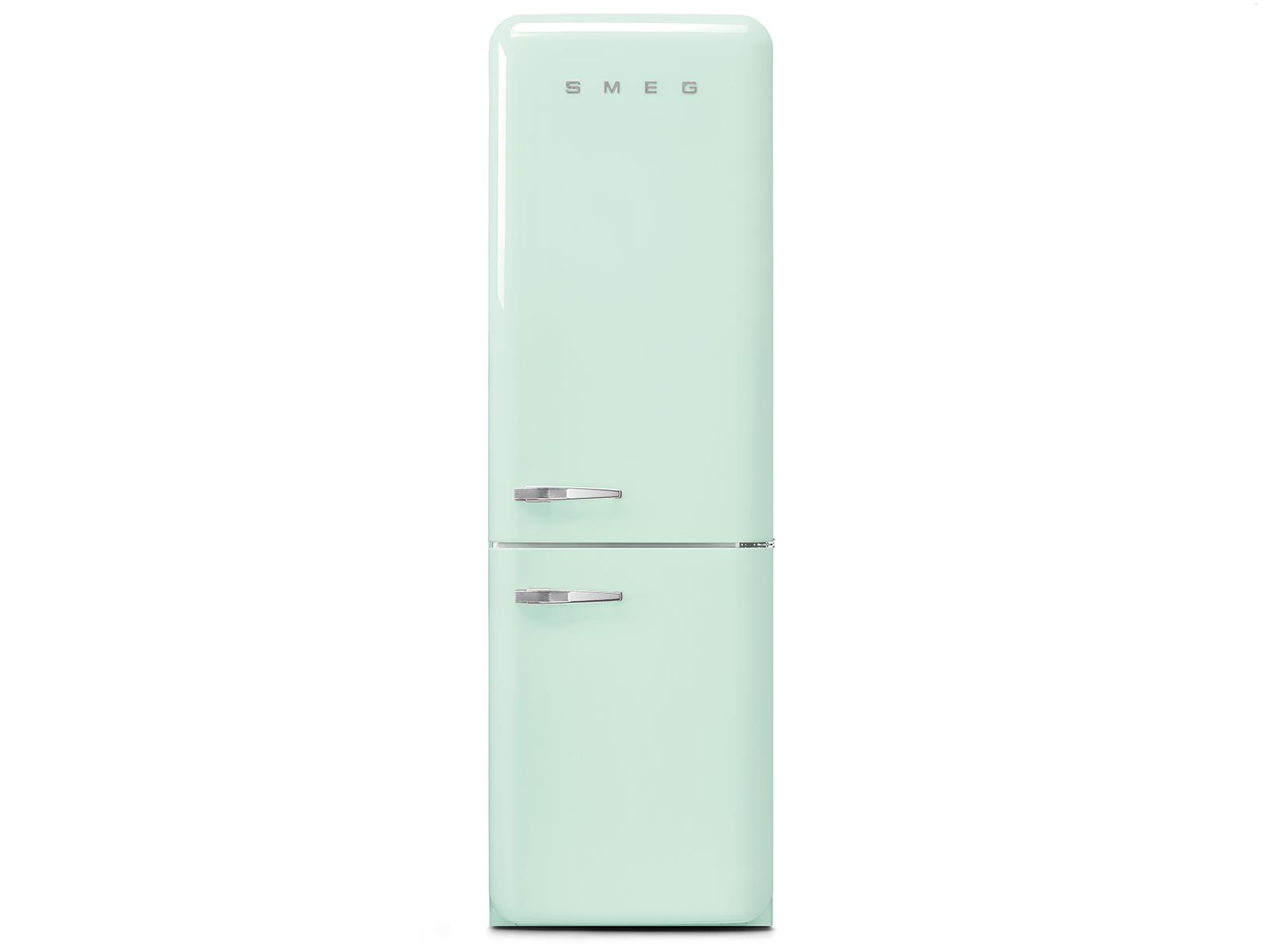 Smeg Kühlschrank Db : Smeg fab32rpg3 kühl gefrierkombination pastellgrün
