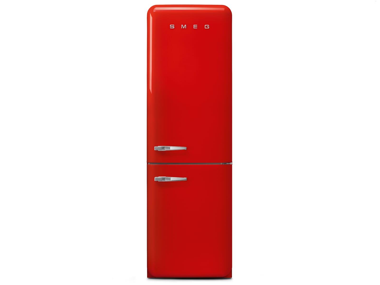 Smeg Kühlschrank Fab 32 : Smeg fab rrd kühl gefrierkombination rot