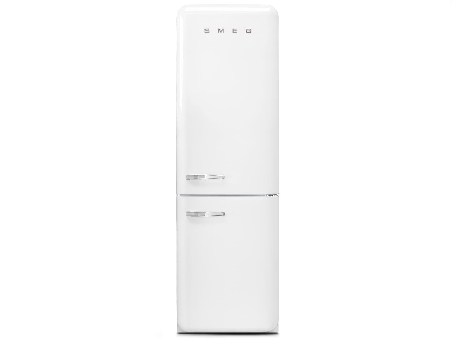 Smeg Kühlschrank Biofresh : Smeg fab32rwh3 kühl gefrierkombination weiß
