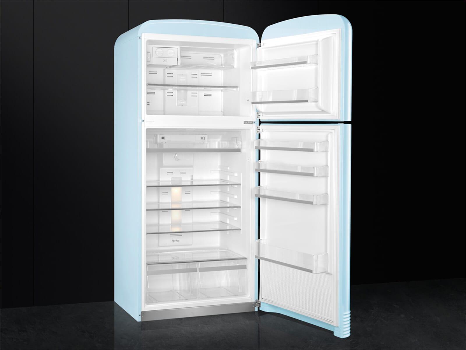 Smeg FAB50RPB Kühl-Gefrierkombination Pastellblau