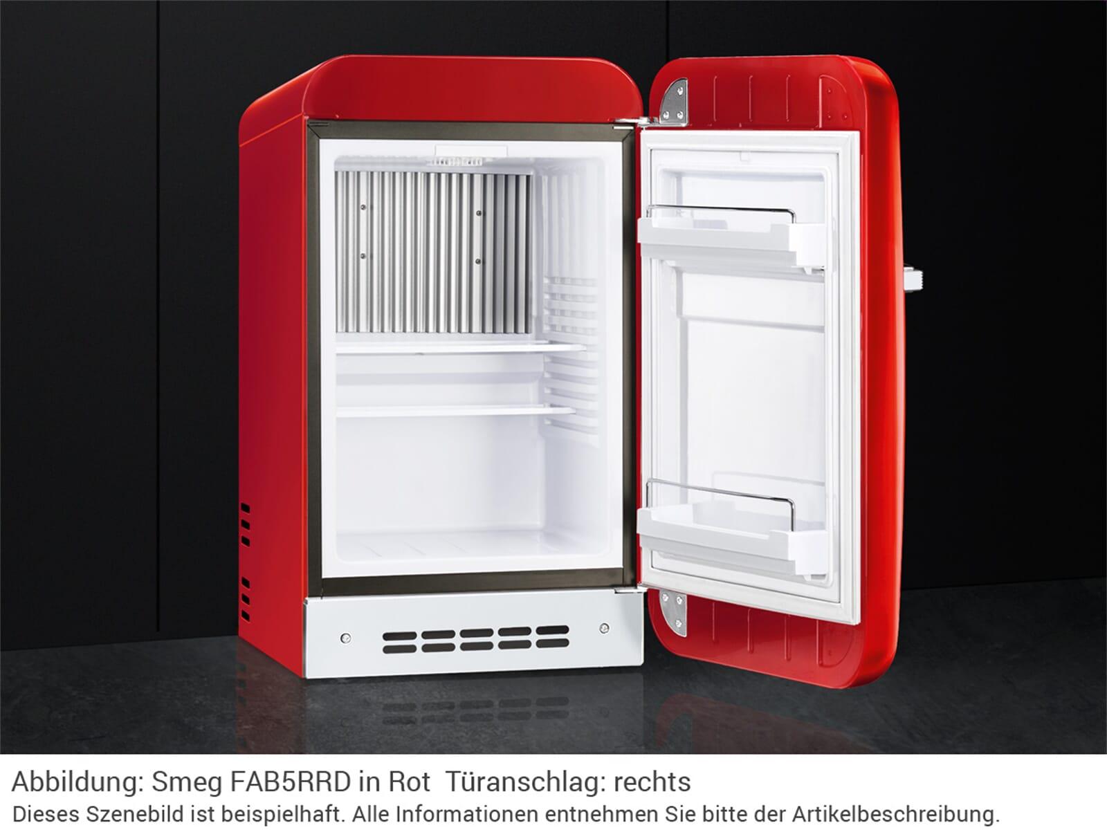 Smeg Kühlschrank Disney : Smeg kühlschrank disney: smeg fab28 das neue modell von innen