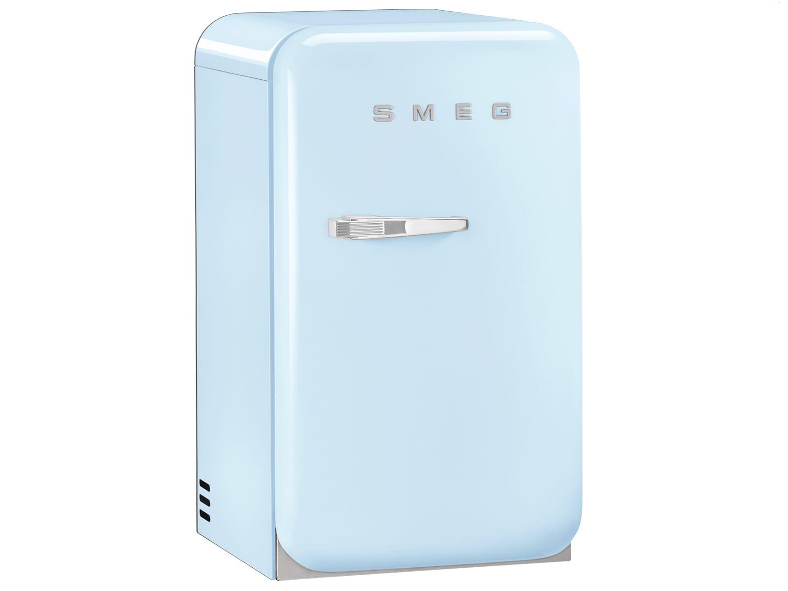 Smeg Kühlschrank Blau : Smeg fab5rpb stand flaschenkühlschrank pastellblau