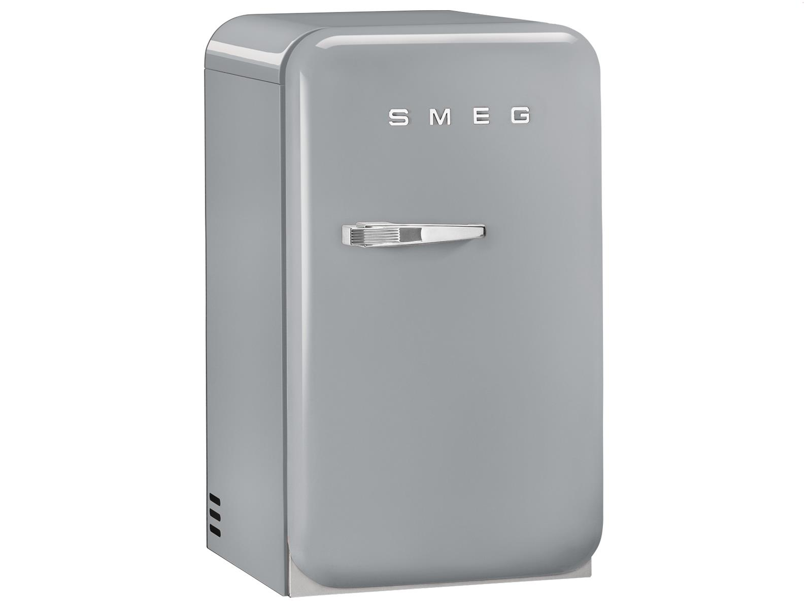 Smeg Kühlschrank Macht Geräusche : Smeg fab rsv standkühlschrank polarsilber metallic