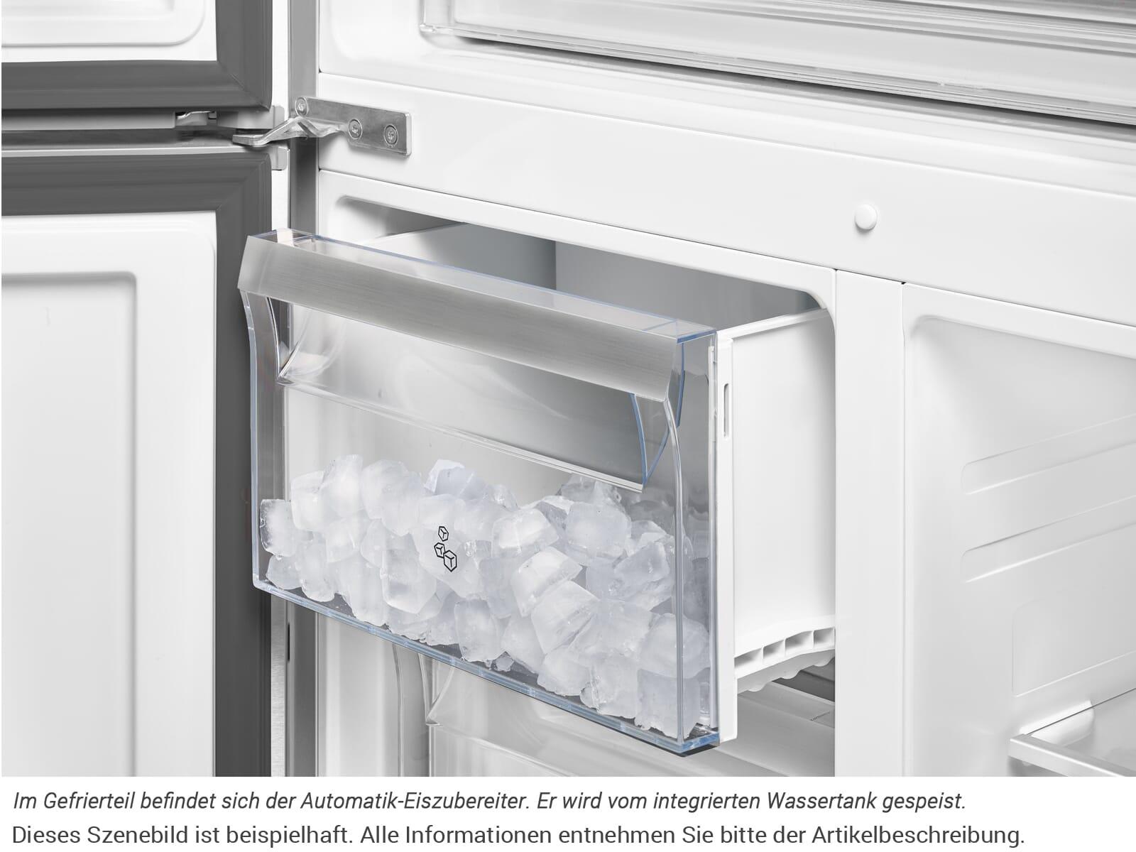 Smeg FQ60X2PEAI Side by Side Kühl-Gefrier-Kombination Edelstahl