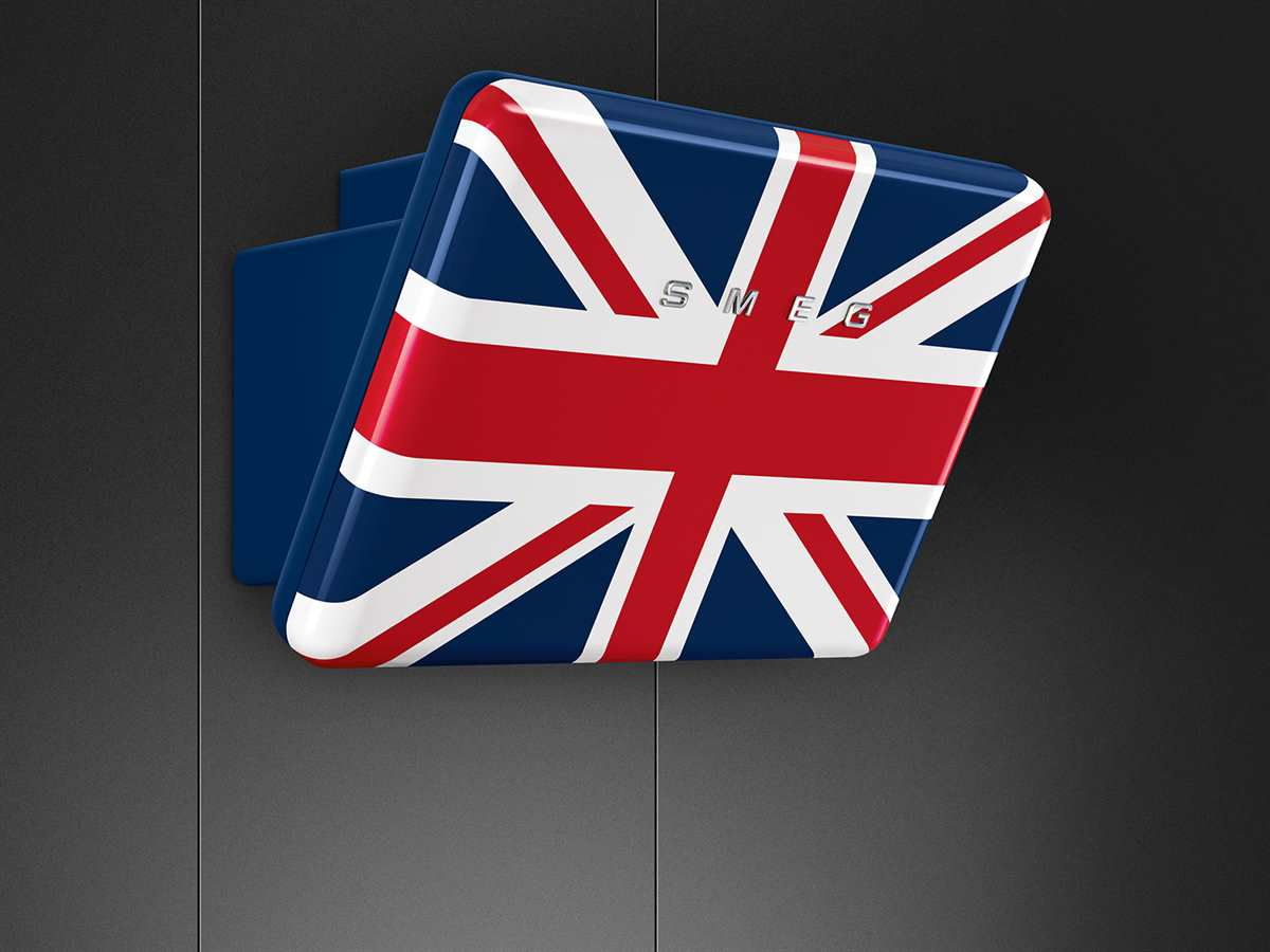Smeg KFAB75UJ Kopffreihaube Union Jack