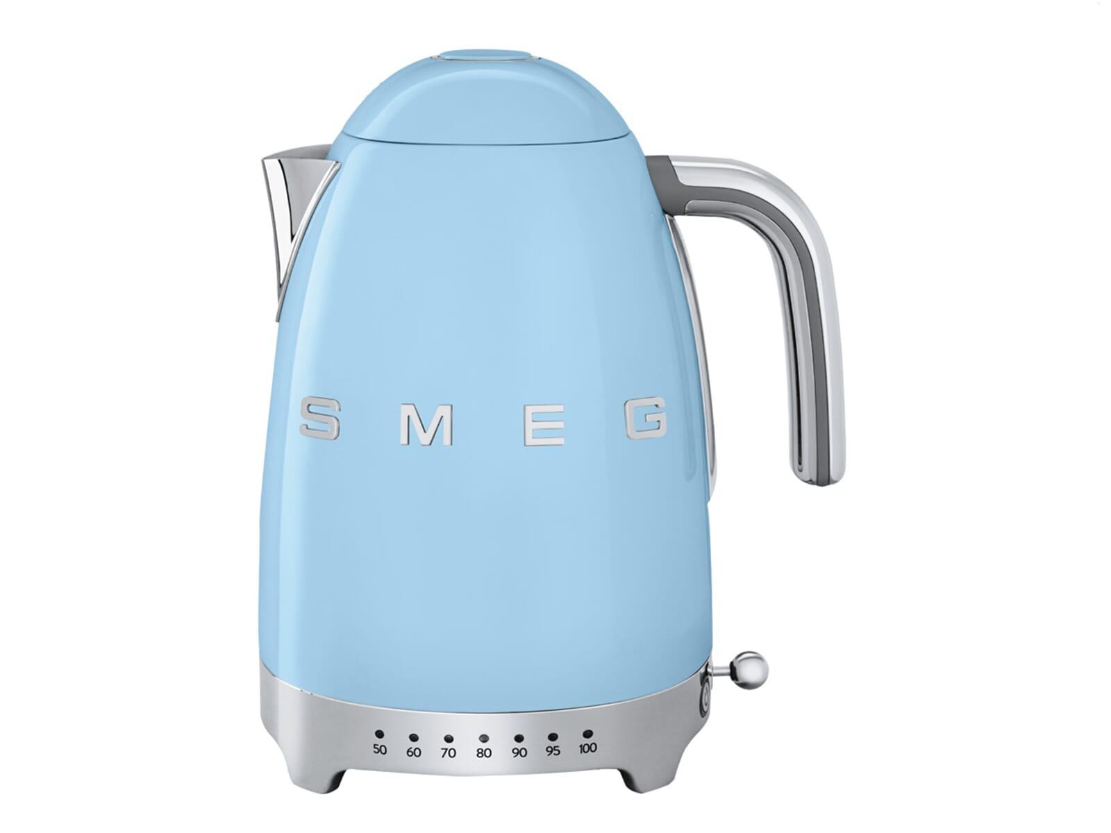 Produktabbildung Smeg KLF04PBEU Wasserkocher Pastellblau