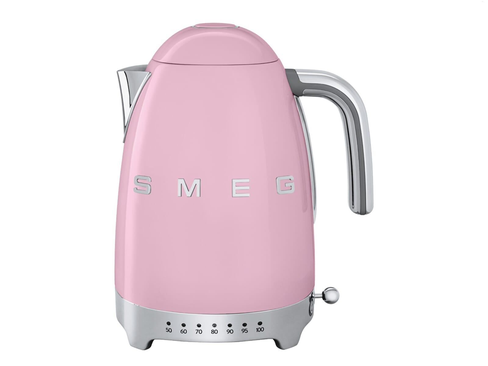 Produktabbildung Smeg KLF04PKEU Wasserkocher Cadillac Pink