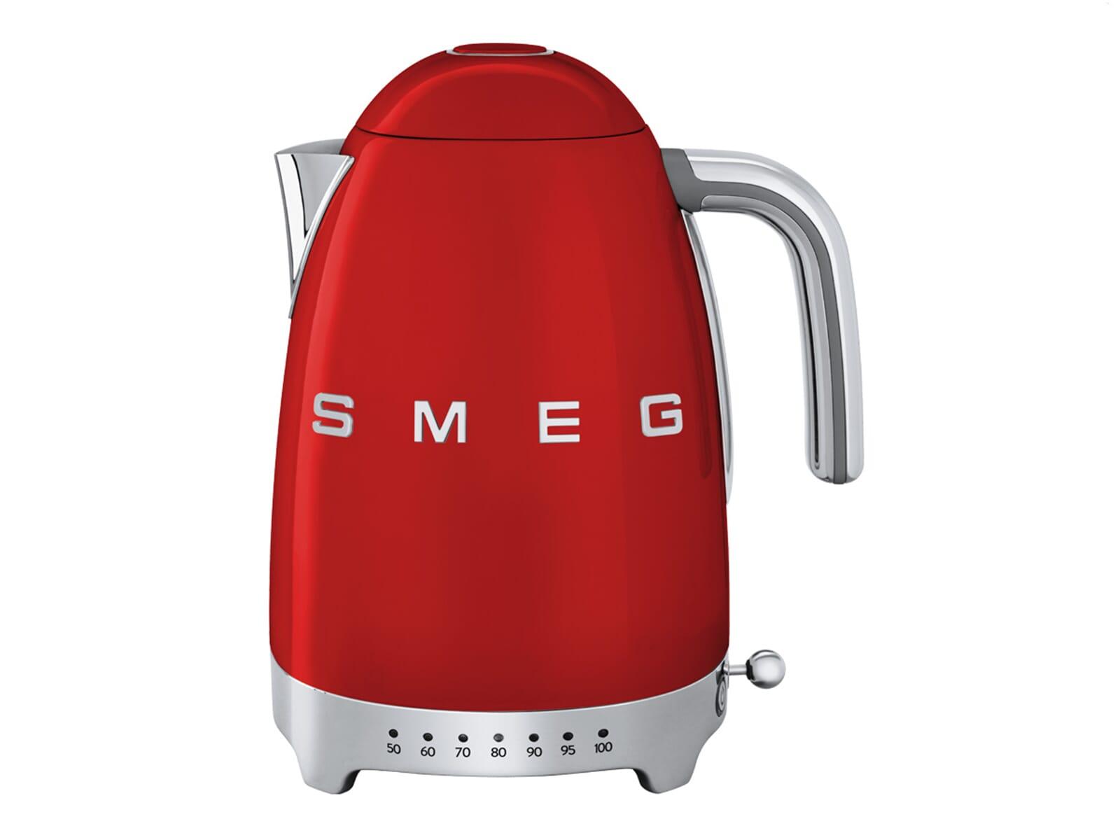 Produktabbildung Smeg KLF04RDEU Wasserkocher Rot