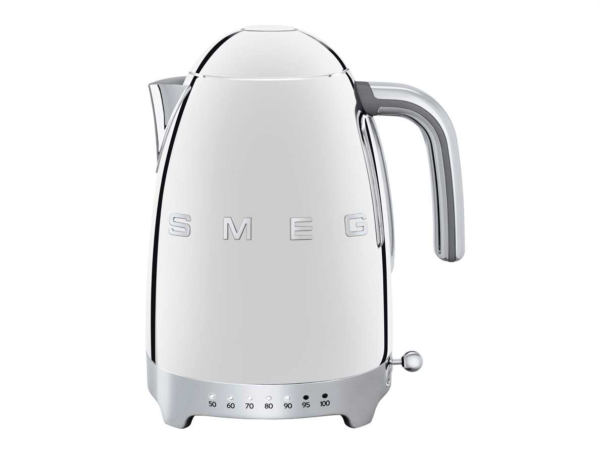Smeg KLF04SSEU Wasserkocher Chrome