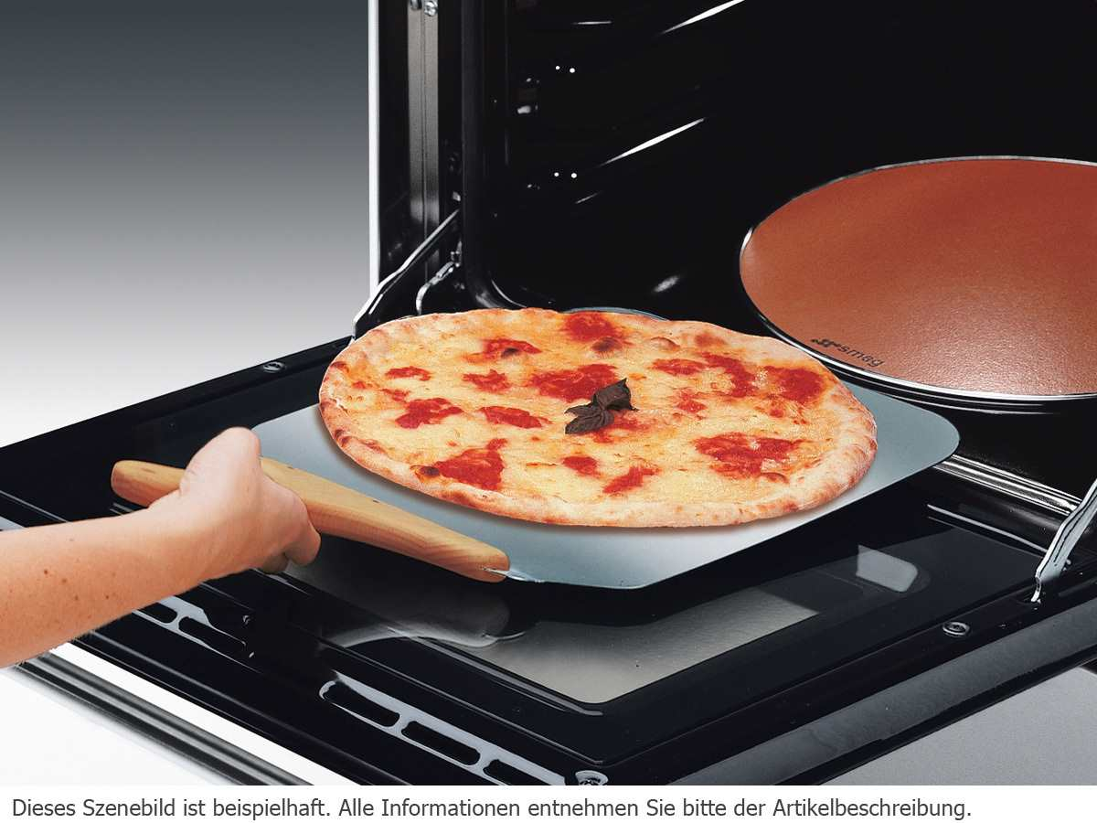 Smeg PRTX Pizzastein