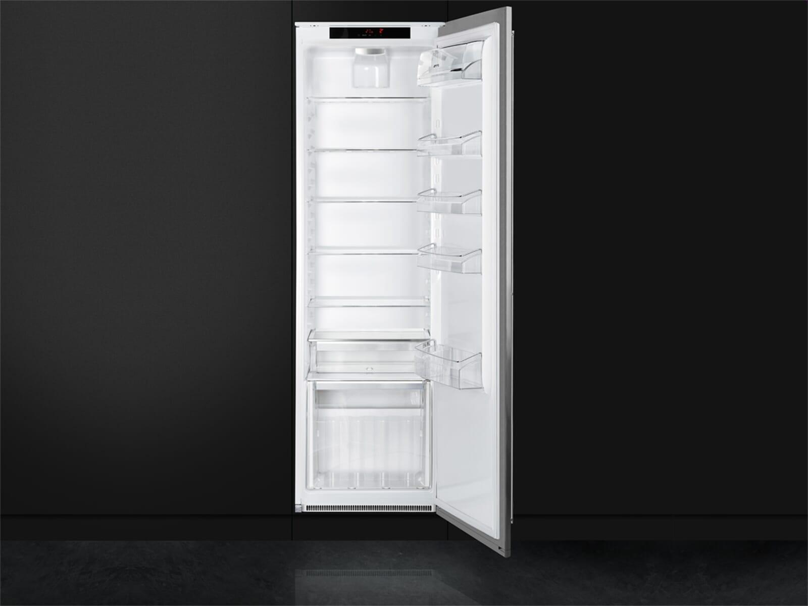 Siemens Kühlschrank Holiday Funktion : Smeg ri rx einbaukühlschrank edelstahl