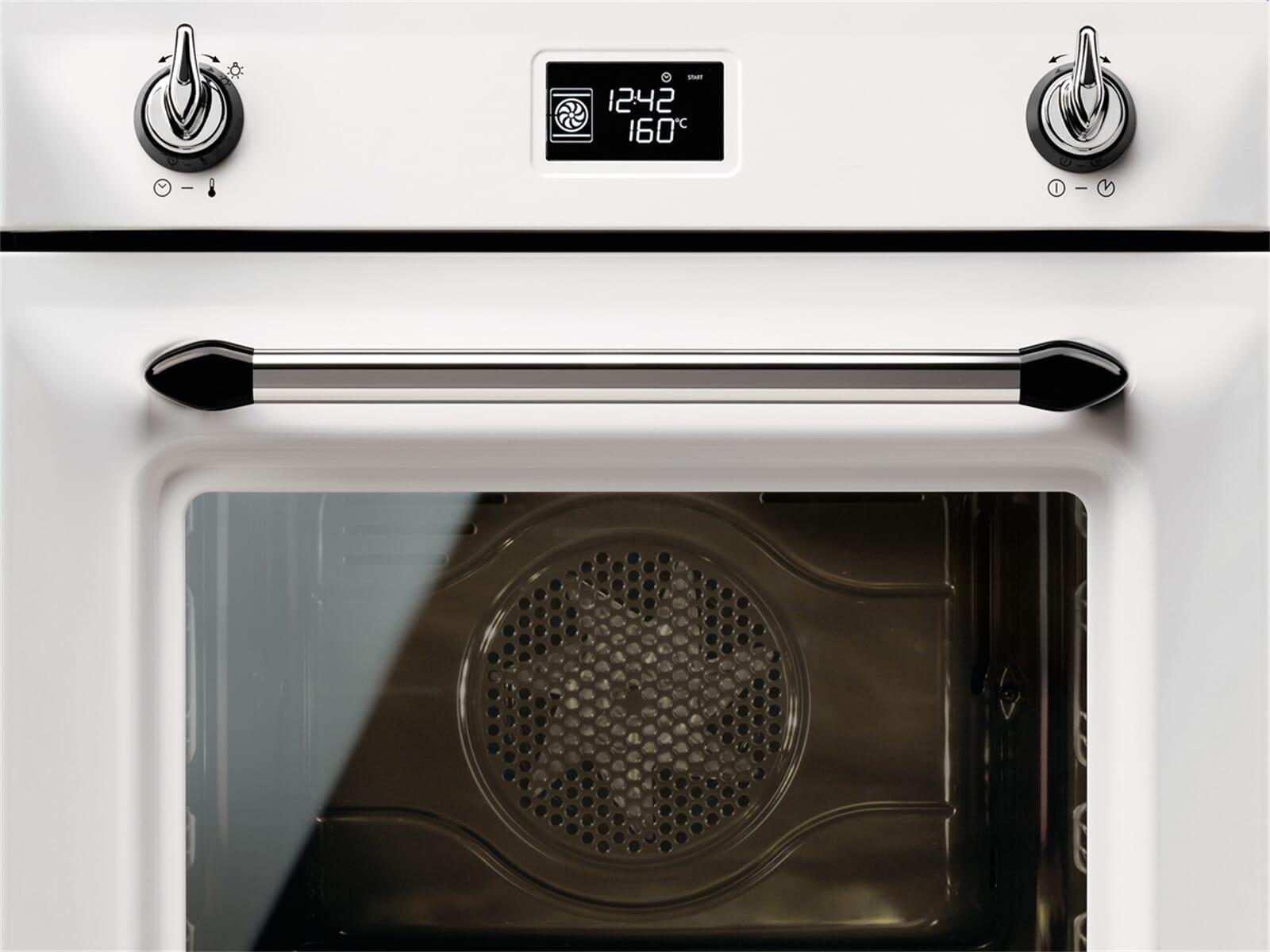 Smeg Kühlschrank Victoria : Smeg sfp6925bpze1 pyrolyse backofen weiß