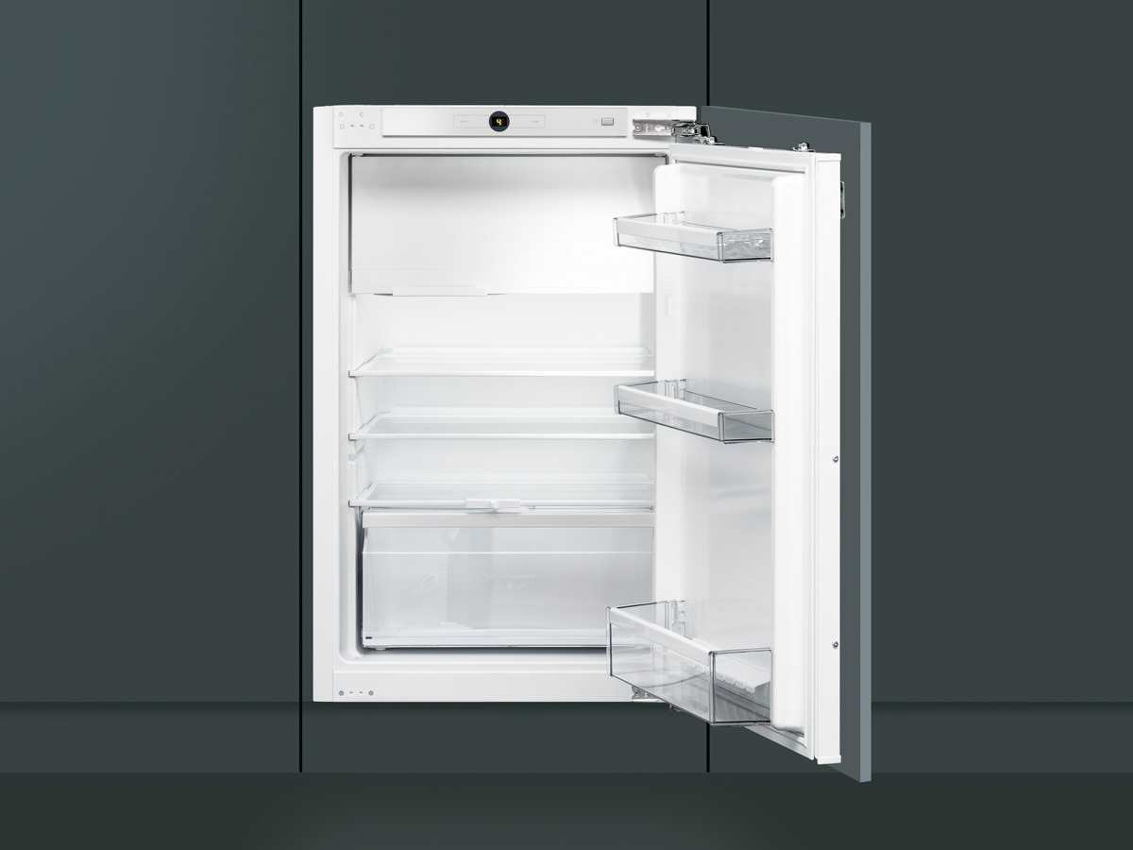 Smeg Kühlschrank Db : Smeg sid140c einbaukühlschrank