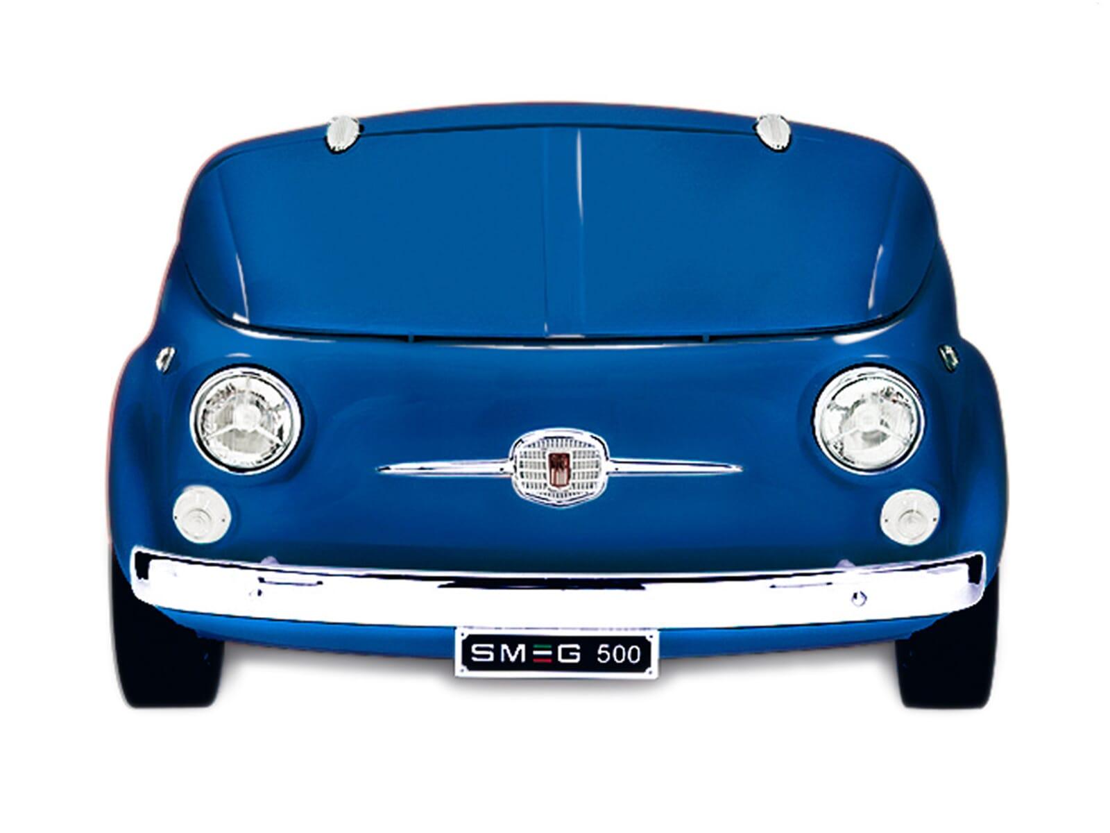 Bild von Smeg SMEG500BL Stand Flaschenkühlschrank Blau