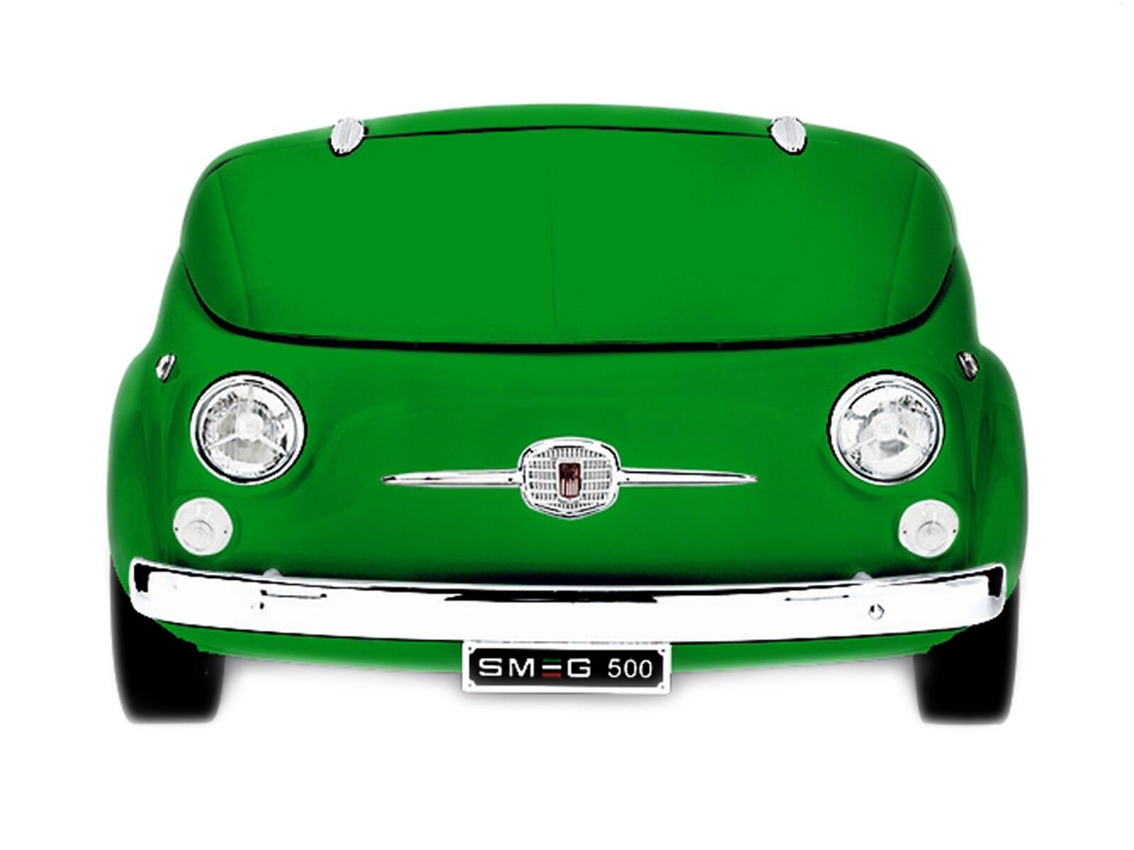Bild von Smeg SMEG500V Stand Flaschenkühlschrank Grün