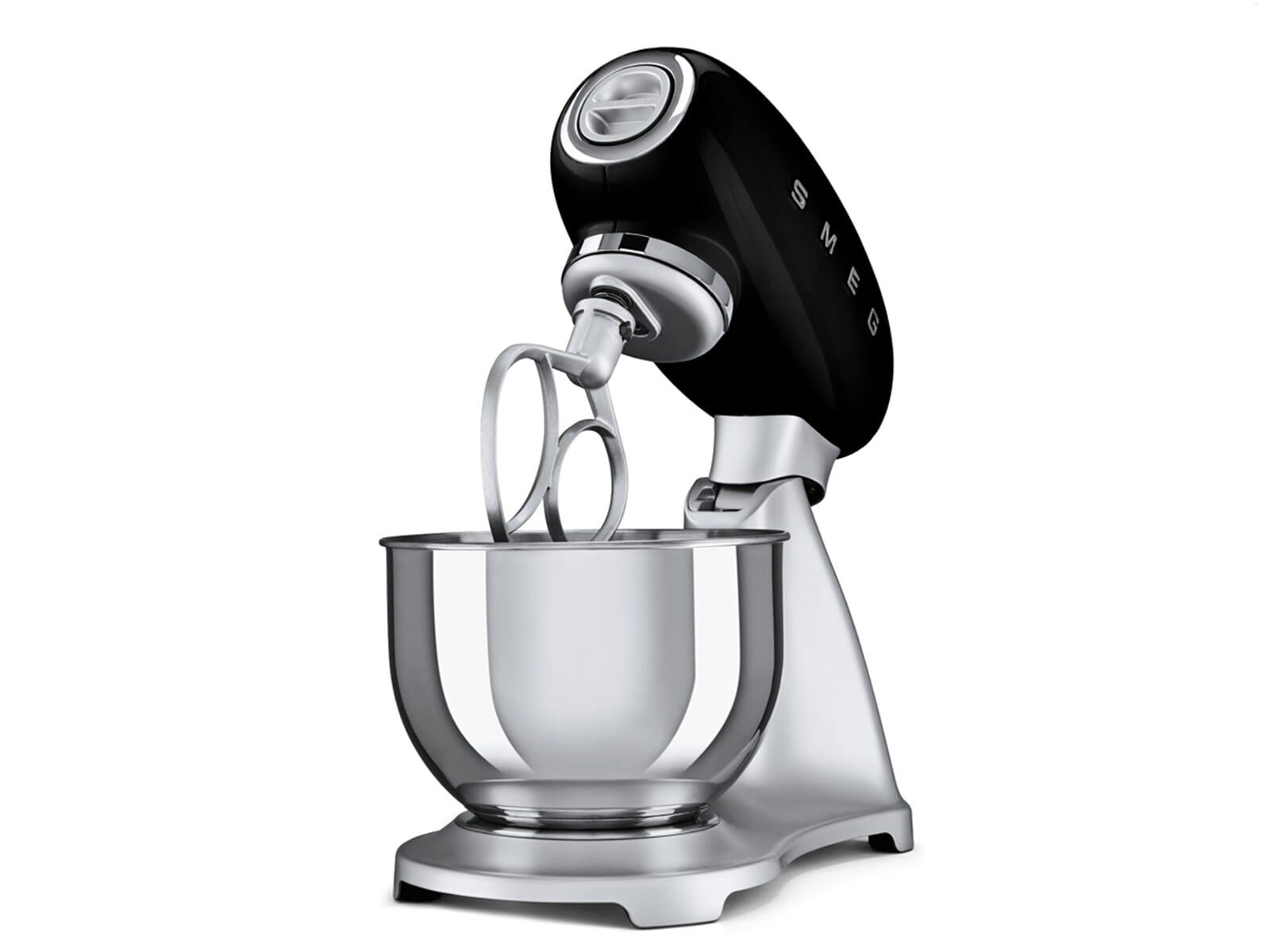 Smeg SMF01BLEU Küchenmaschine Schwarz