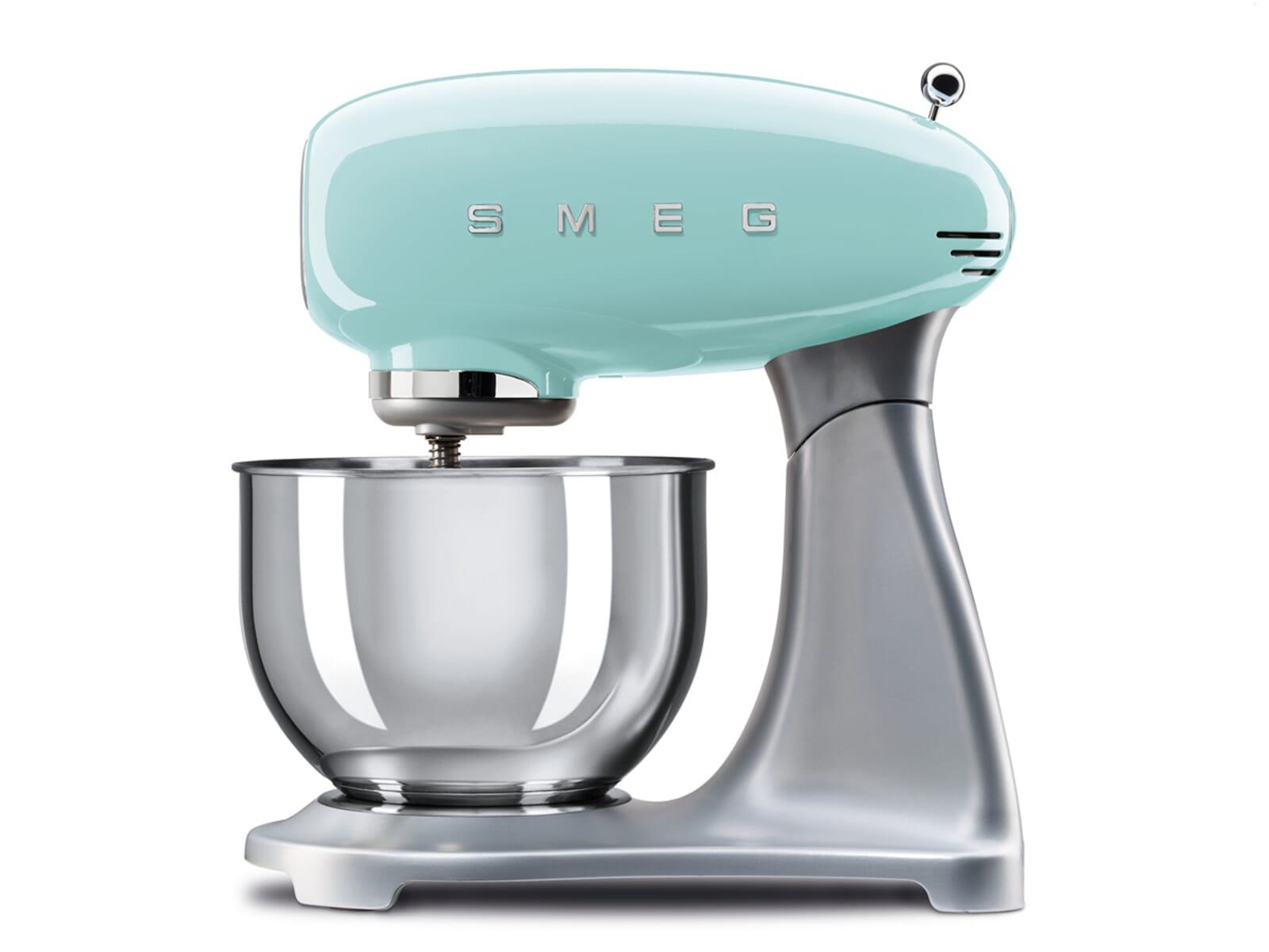 Smeg Küchenmaschine Zubehör : smeg smf01pgeu k chenmaschine pastellgr n ~ Frokenaadalensverden.com Haus und Dekorationen