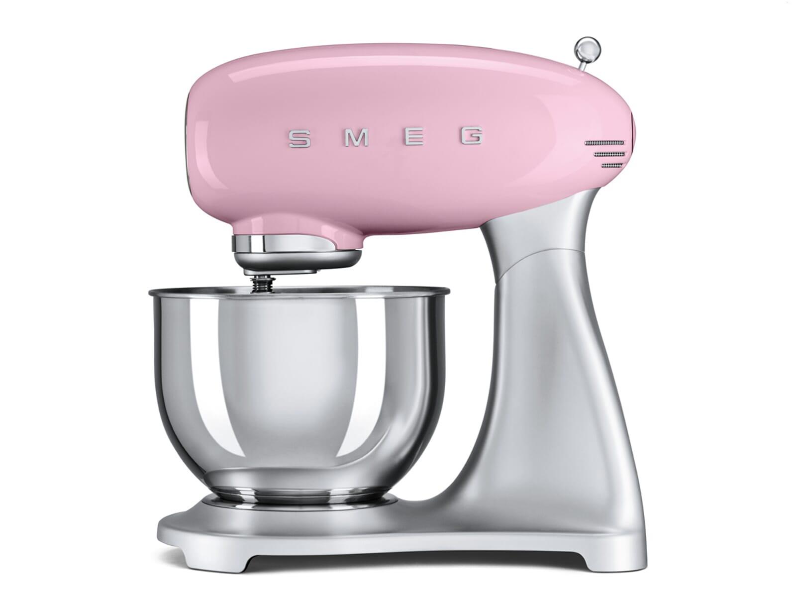Produktabbildung Smeg SMF01PKEU Küchenmaschine Cadillac Pink