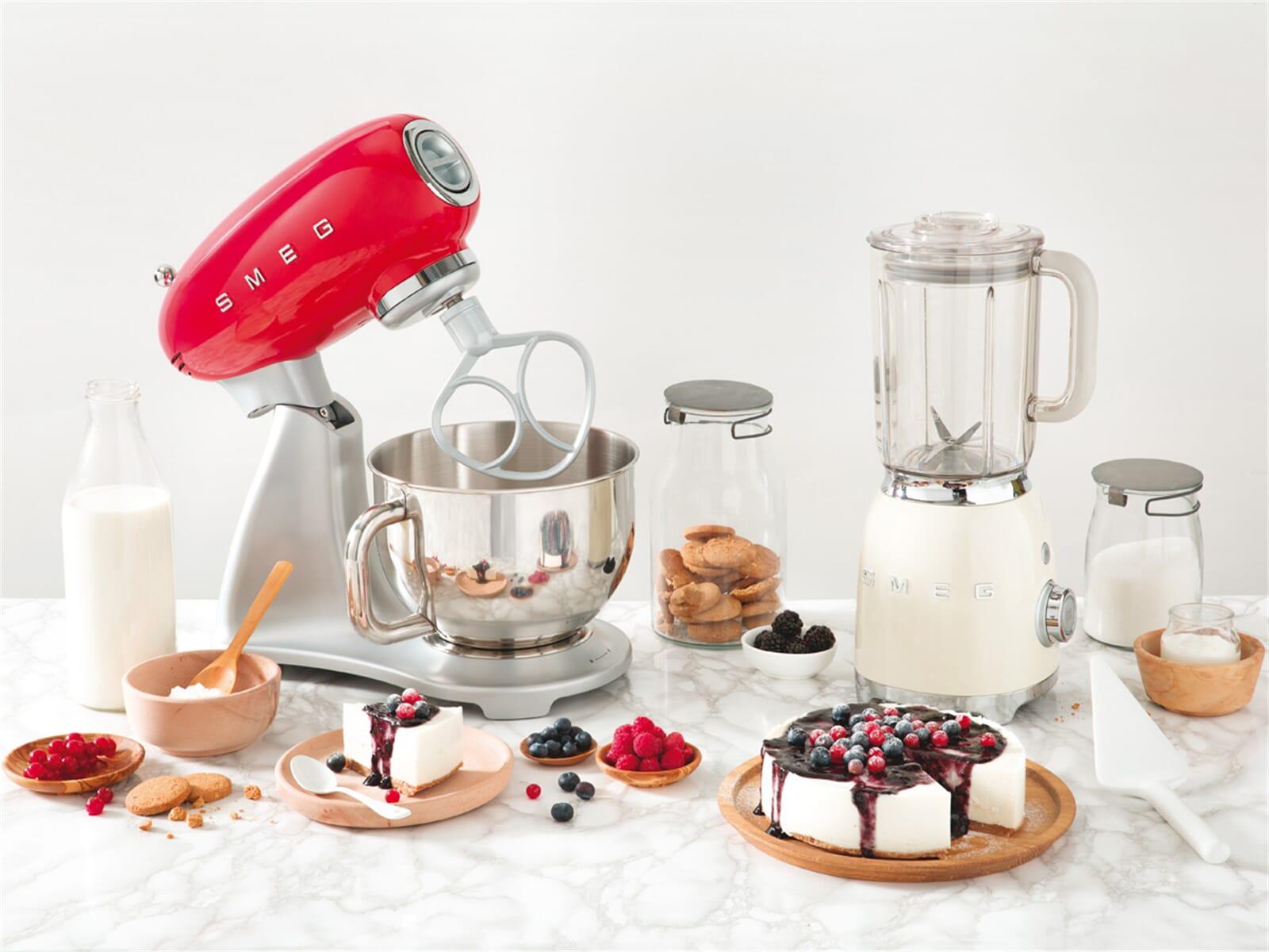 Smeg SMF01RDEU Küchenmaschine Rot