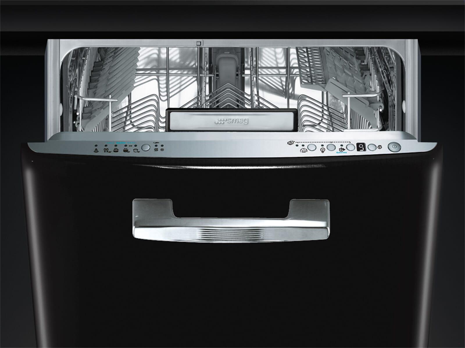 Smeg Kühlschrank Bedienungsanleitung : Smeg st2fabbl unterbaugeschirrspüler schwarz