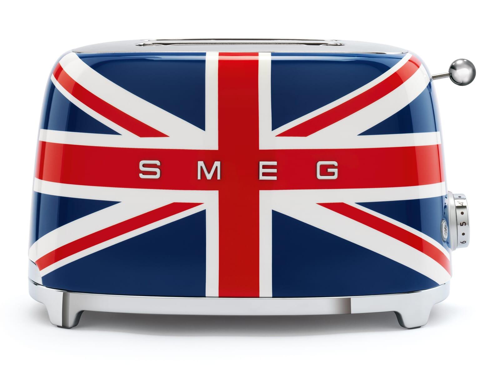 Smeg Kühlschrank Nach Transport : Smeg tsf ujeu scheiben toaster union jack