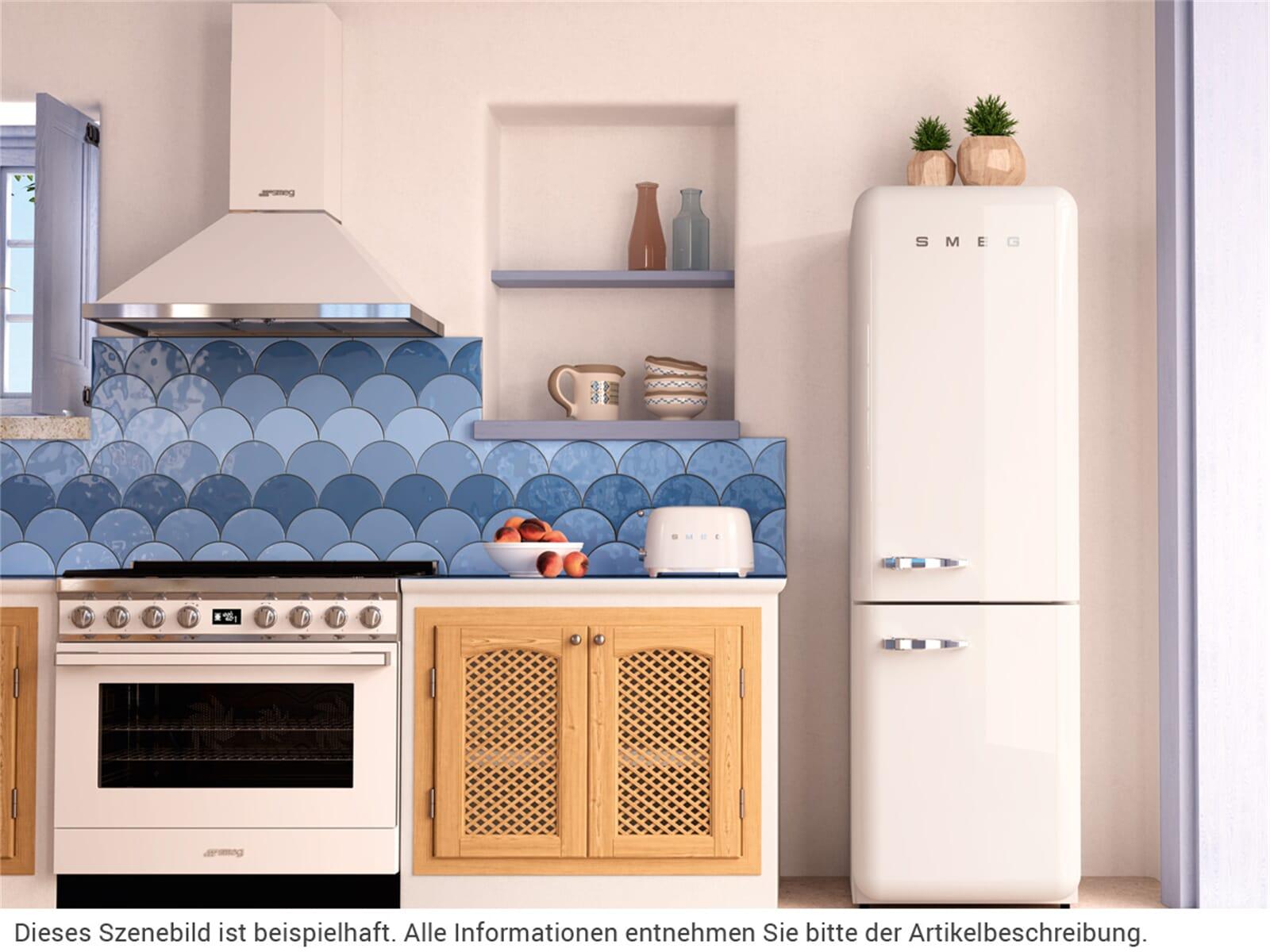 Smeg Kühlschrank Pastelgrün : Smeg tsf wheu scheiben toaster weiß