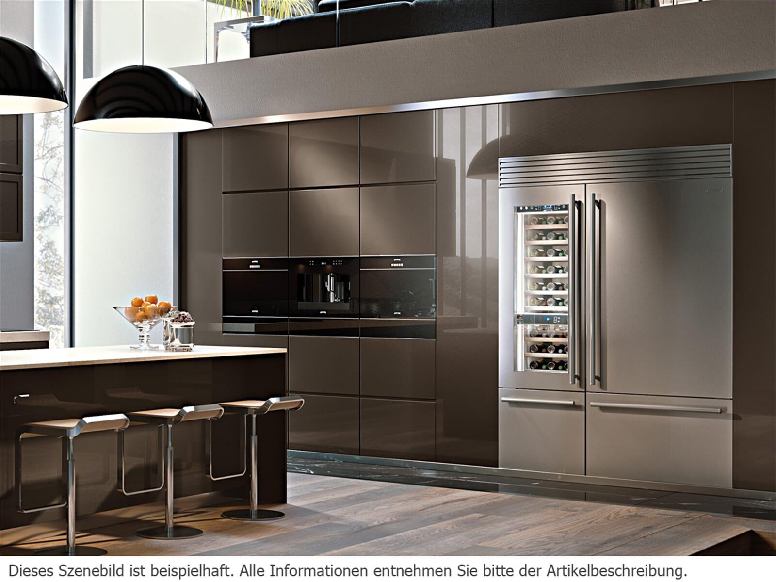 Amerikanischer Kühlschrank Integriert : Side by side kühlschrank integrierbar side by side kühlschrank