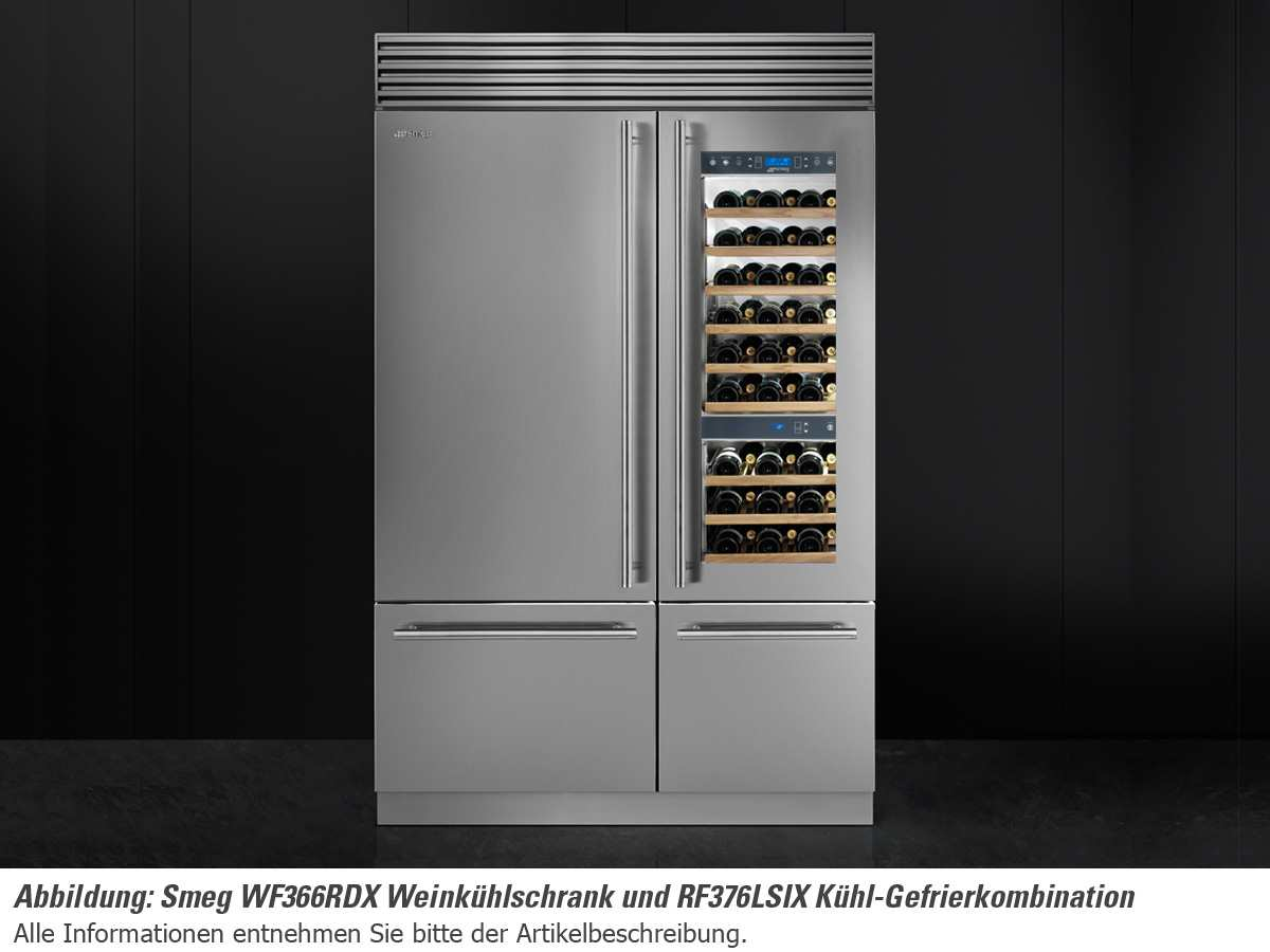 Amerikanischer Kühlschrank Retro Smeg : Retro kühlschrank side by side neu bosch side by side kühlschrank