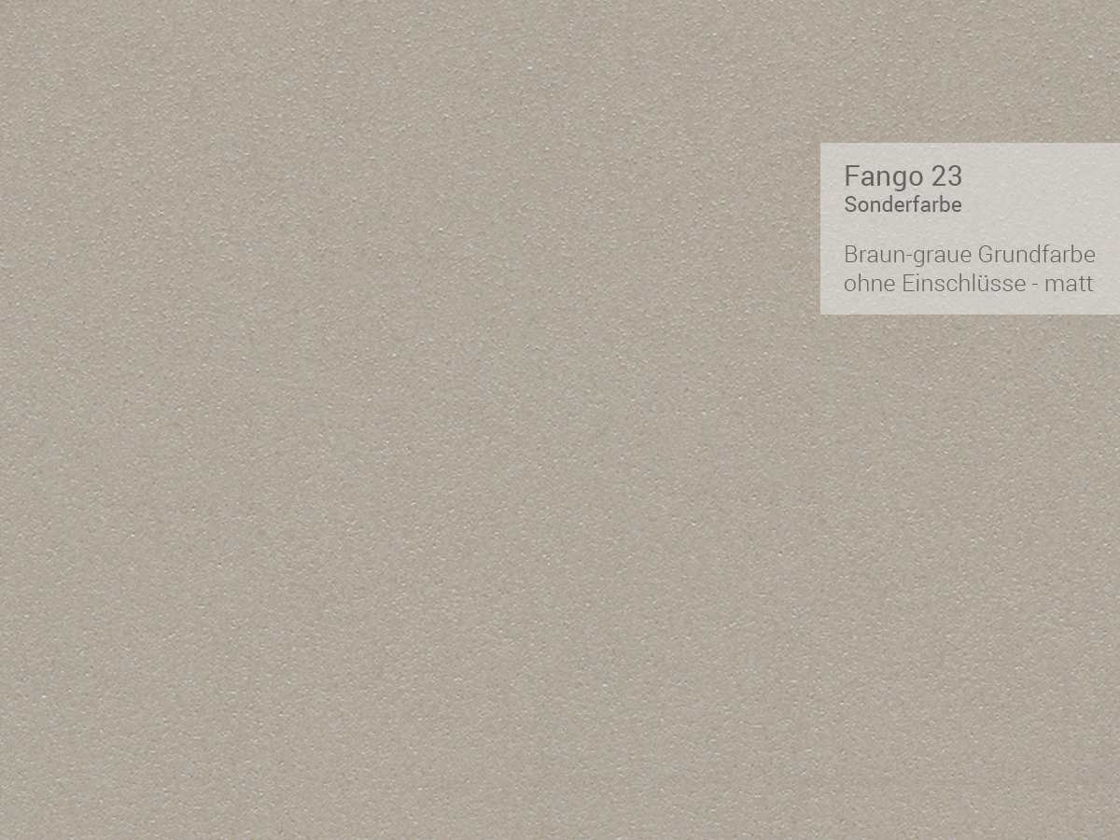 Systemceram Genea 87 Fango Keramik-Spüle Excenterbetätigung