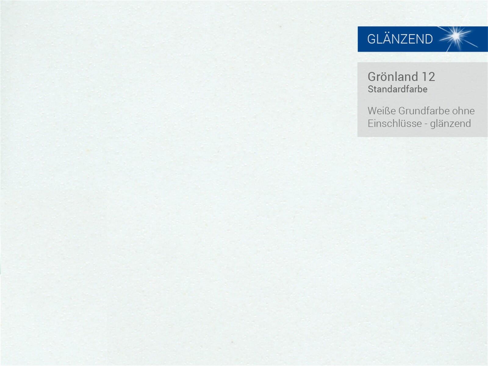 Systemceram Bela 100 Grönland Keramikspüle Excenterbetätigung