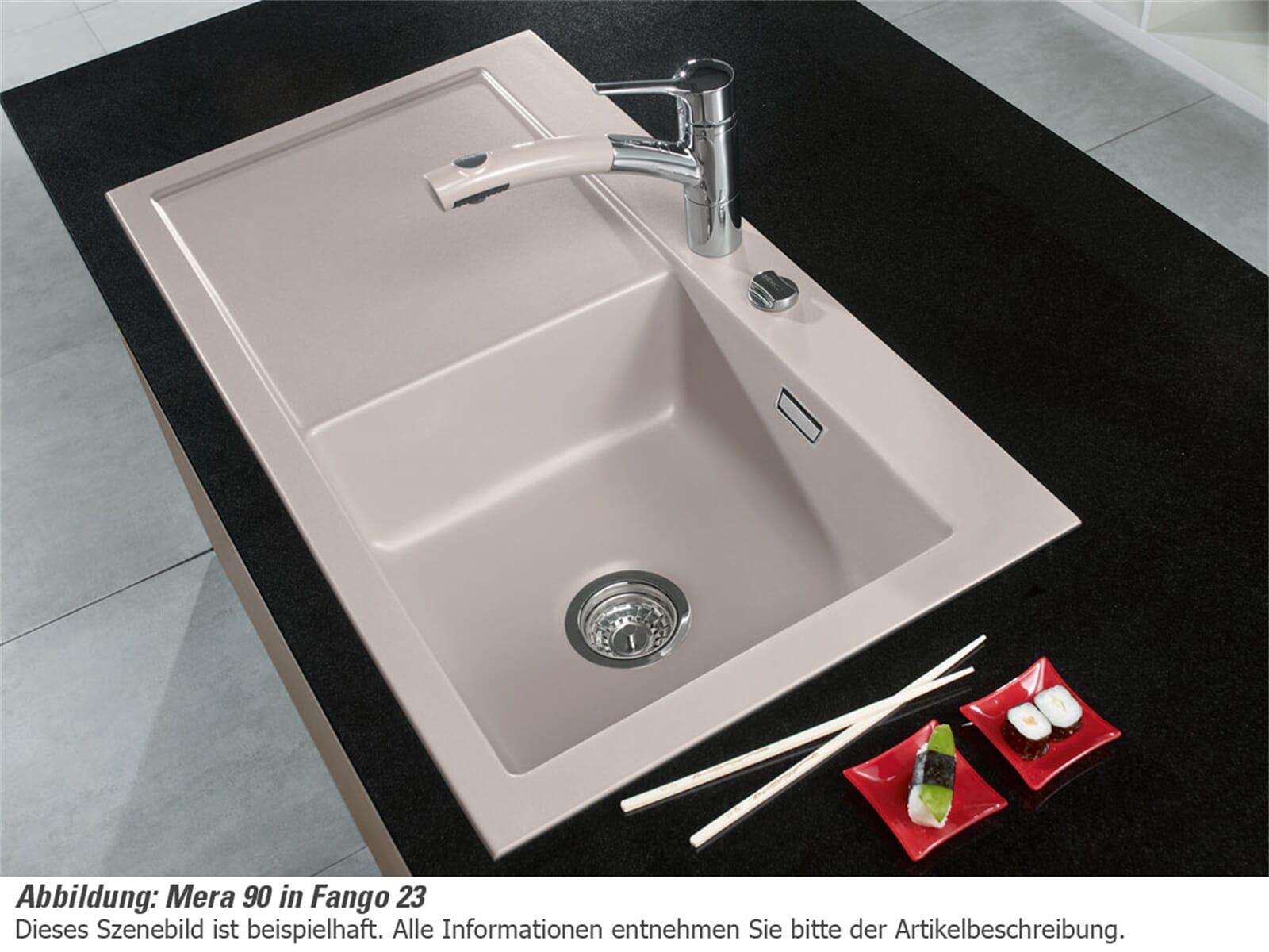 systemceram mera 90 nigra keramiksp le excenterbet tigung 4050697100039 ebay. Black Bedroom Furniture Sets. Home Design Ideas
