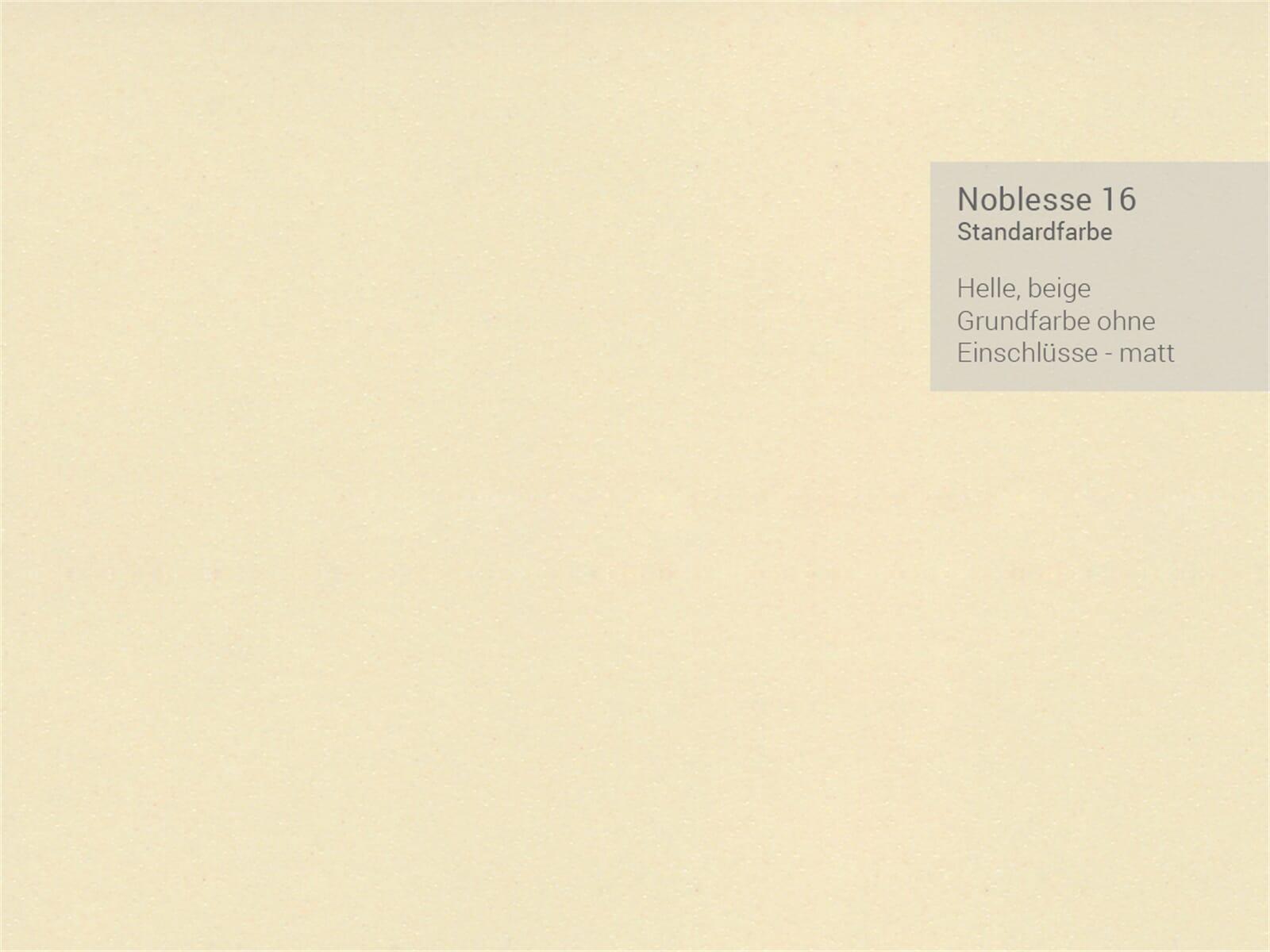 Systemceram Bela 100 Noblesse Keramikspüle Excenterbetätigung