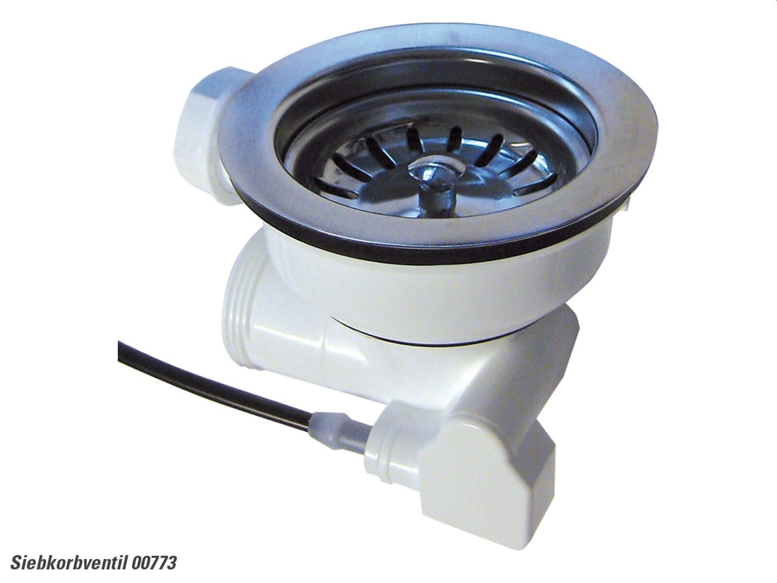 Produktabbildung Siebkorbventil mit Excenterbetätigung 00773
