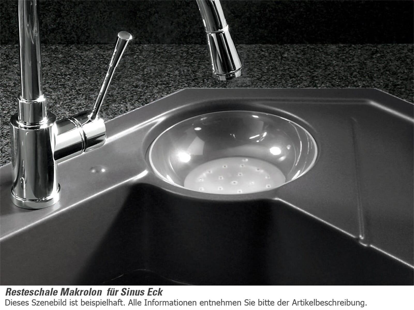 Produktabbildung Resteschale Makrolon 05080