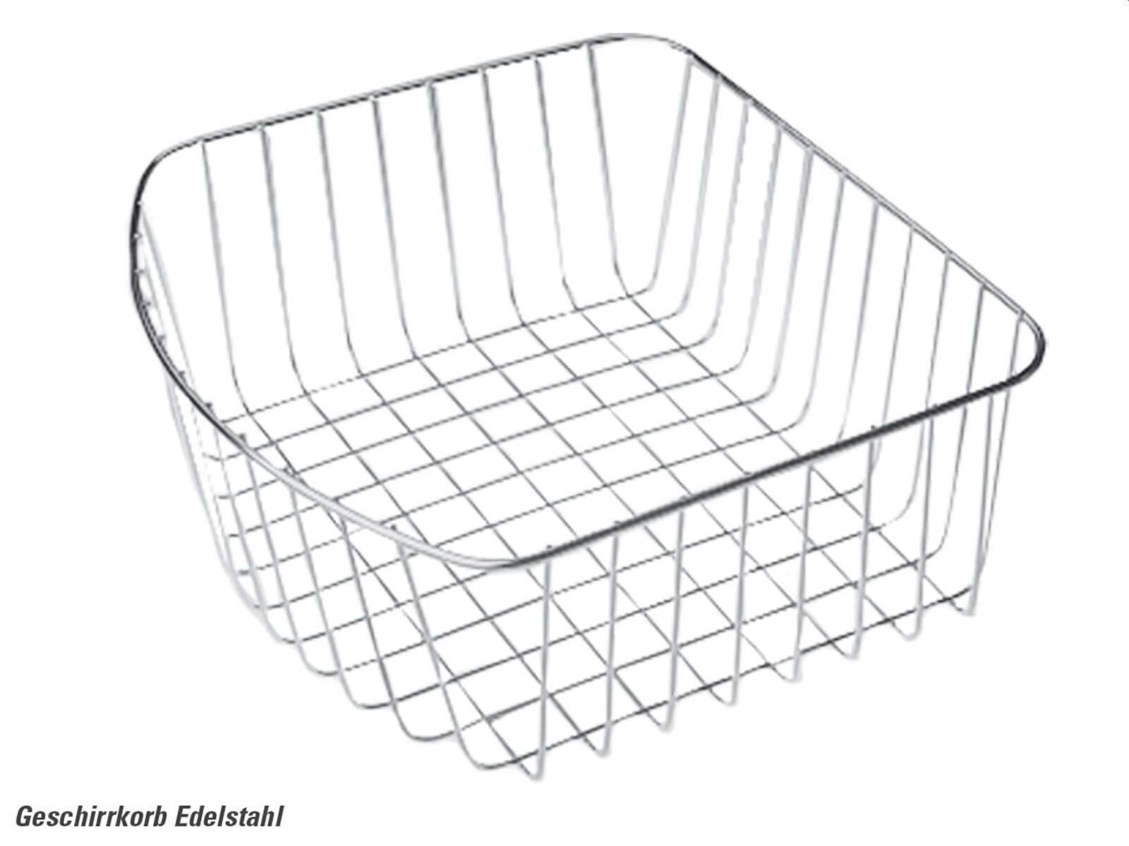 Produktabbildung Geschirrkorb Edelstahl 0811