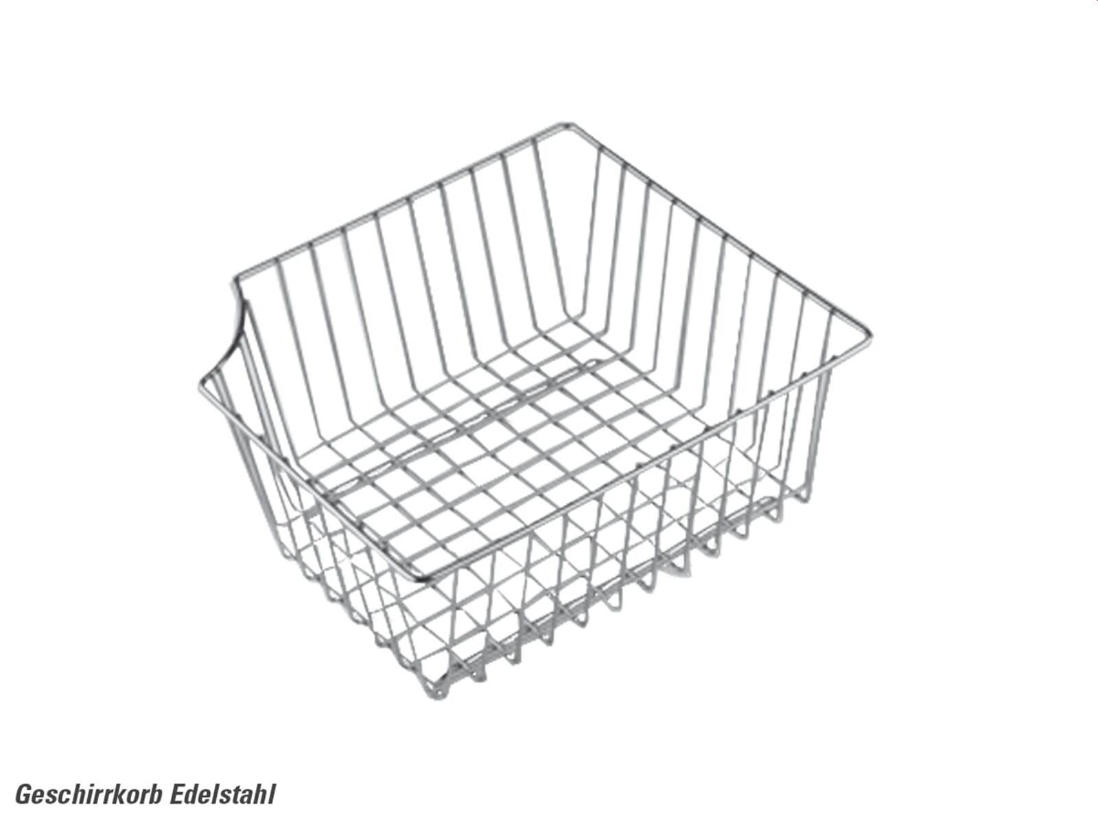 Produktabbildung Geschirrkorb Edelstahl 0819
