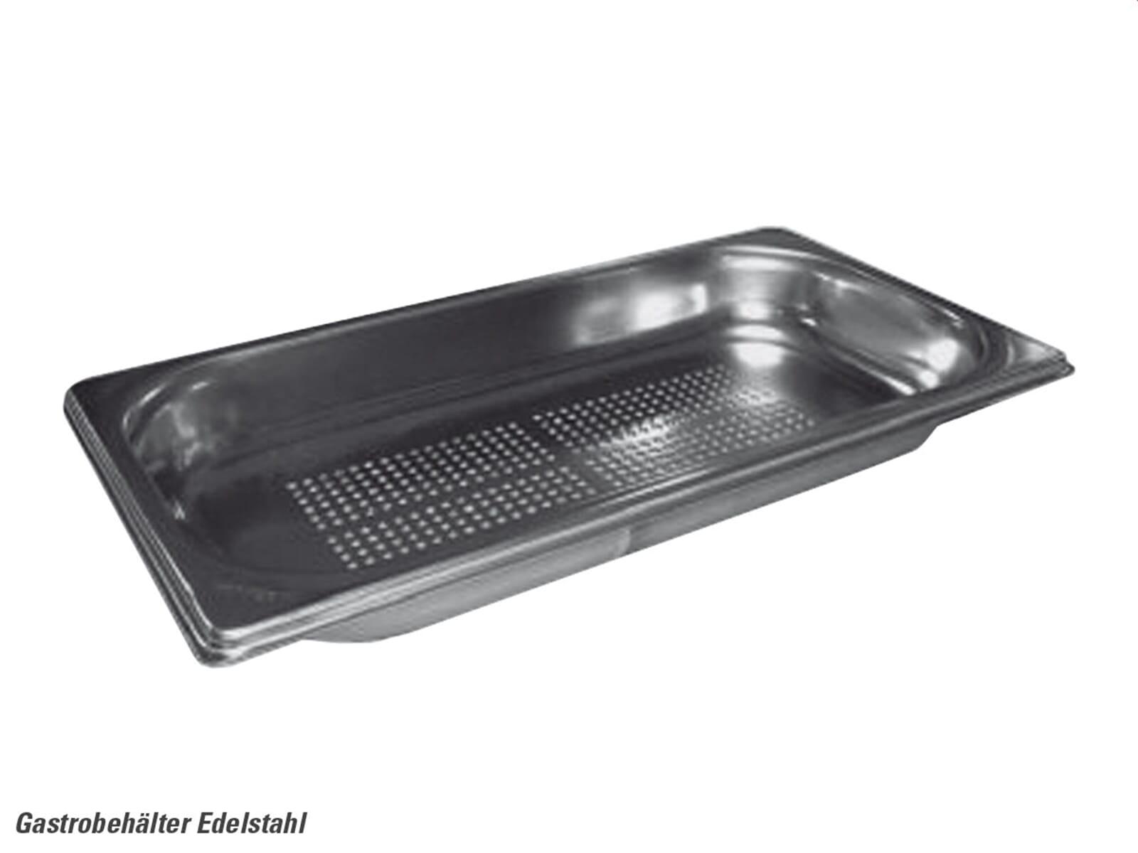 Produktabbildung Gastrobehälter Edelstahl 0836