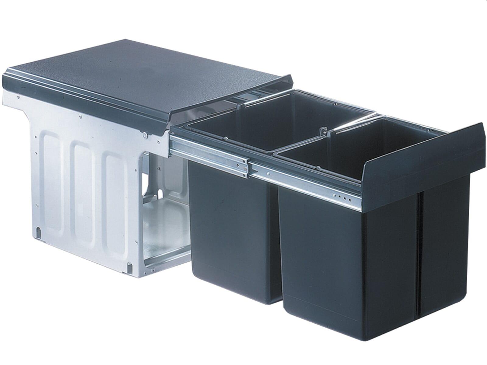 Teka Double-Master 40.1 DT Einbau-Abfallsammler