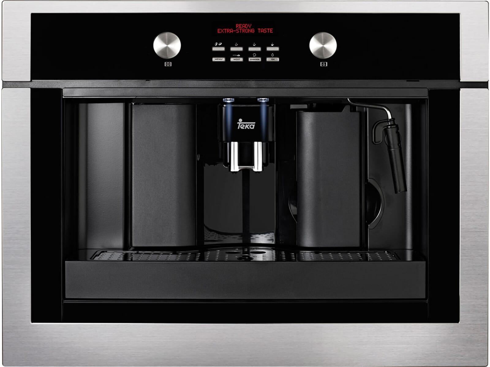 Teka CML 45 Einbau-Espresso-/Kaffeevollautomat Edelstahl