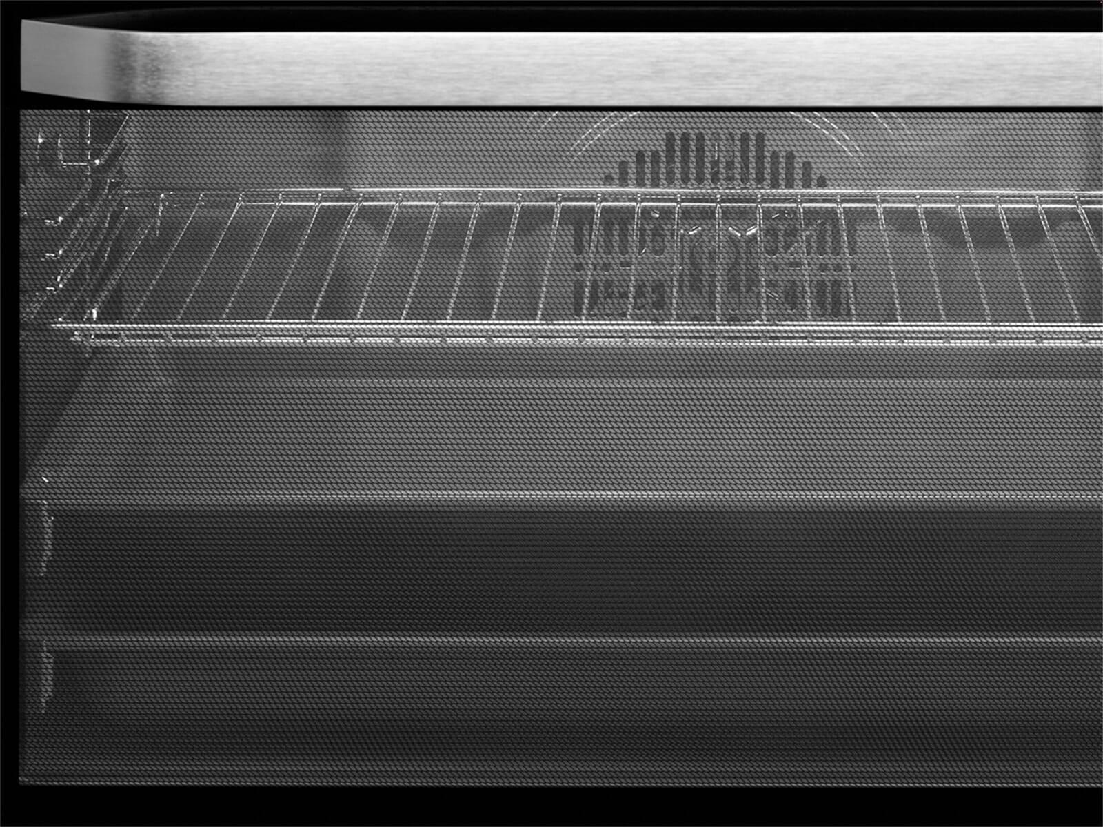 Teka HL 940 Maxi-Backofen Edelstahl