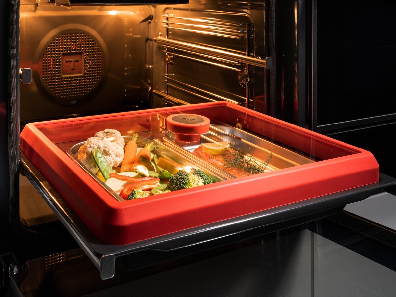 Teka Multicook Dampfgareinsatz SteakMaster