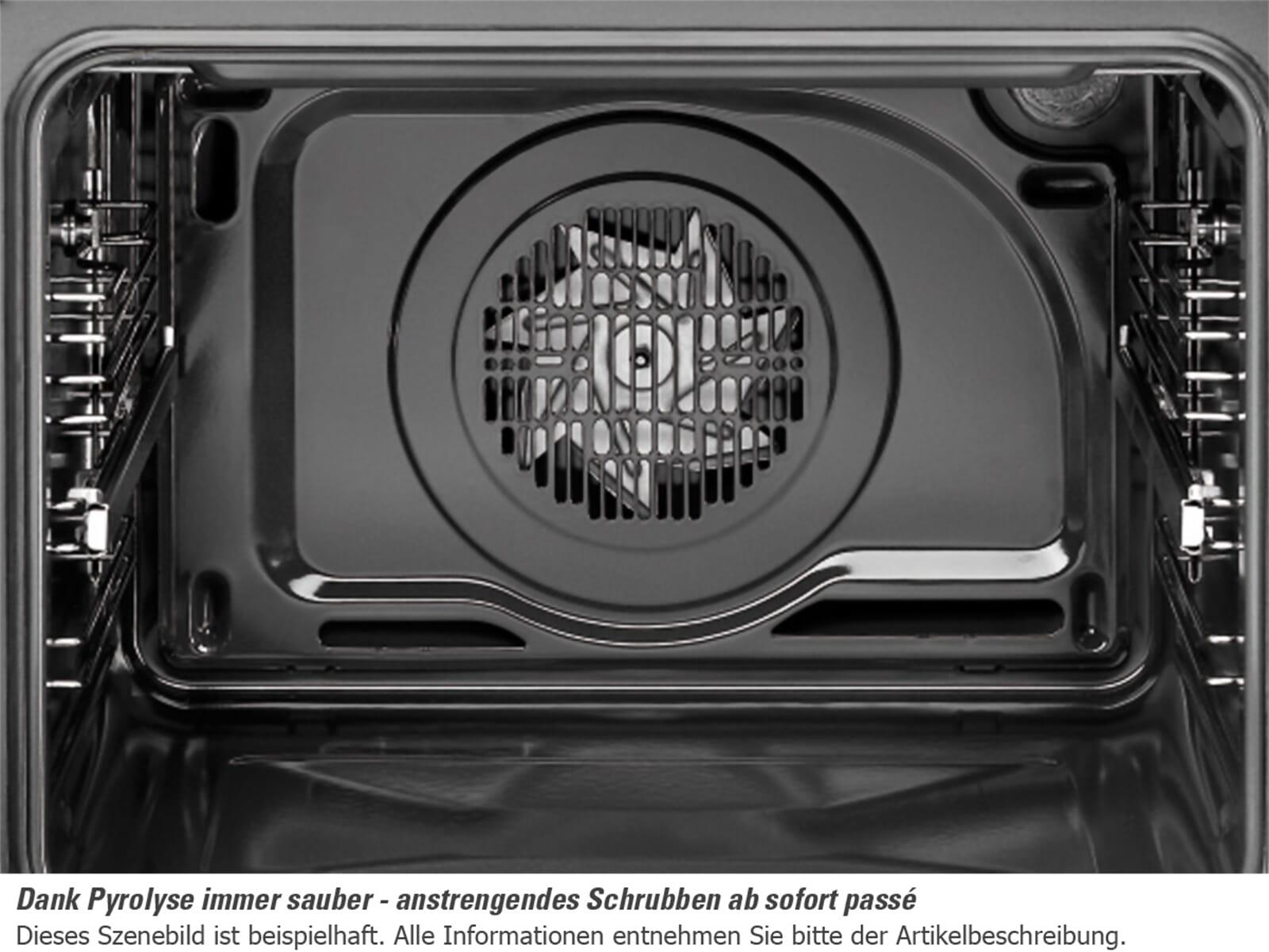 Teka HPE 735 Pyrolyse Backofen Edelstahl