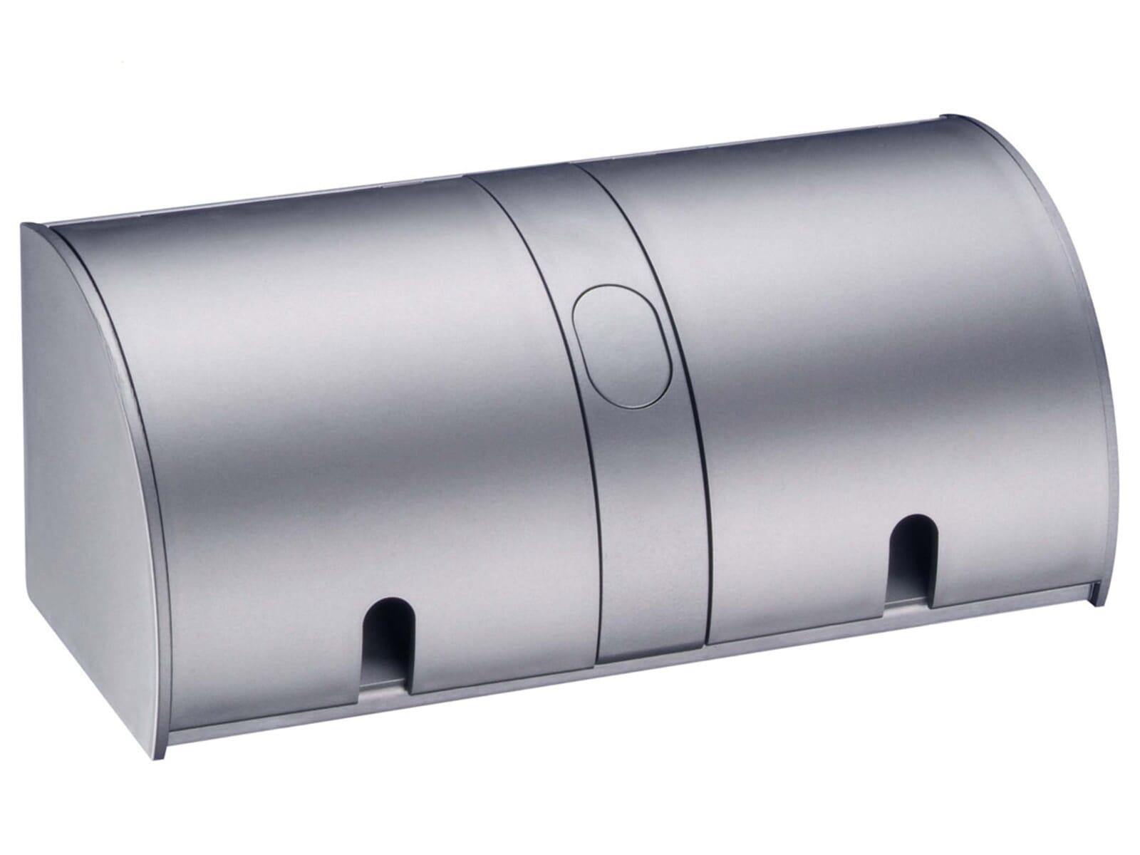 Thebo E 1000/STS 2 - 19107 STS 2 Steckdosenelement Aluminium