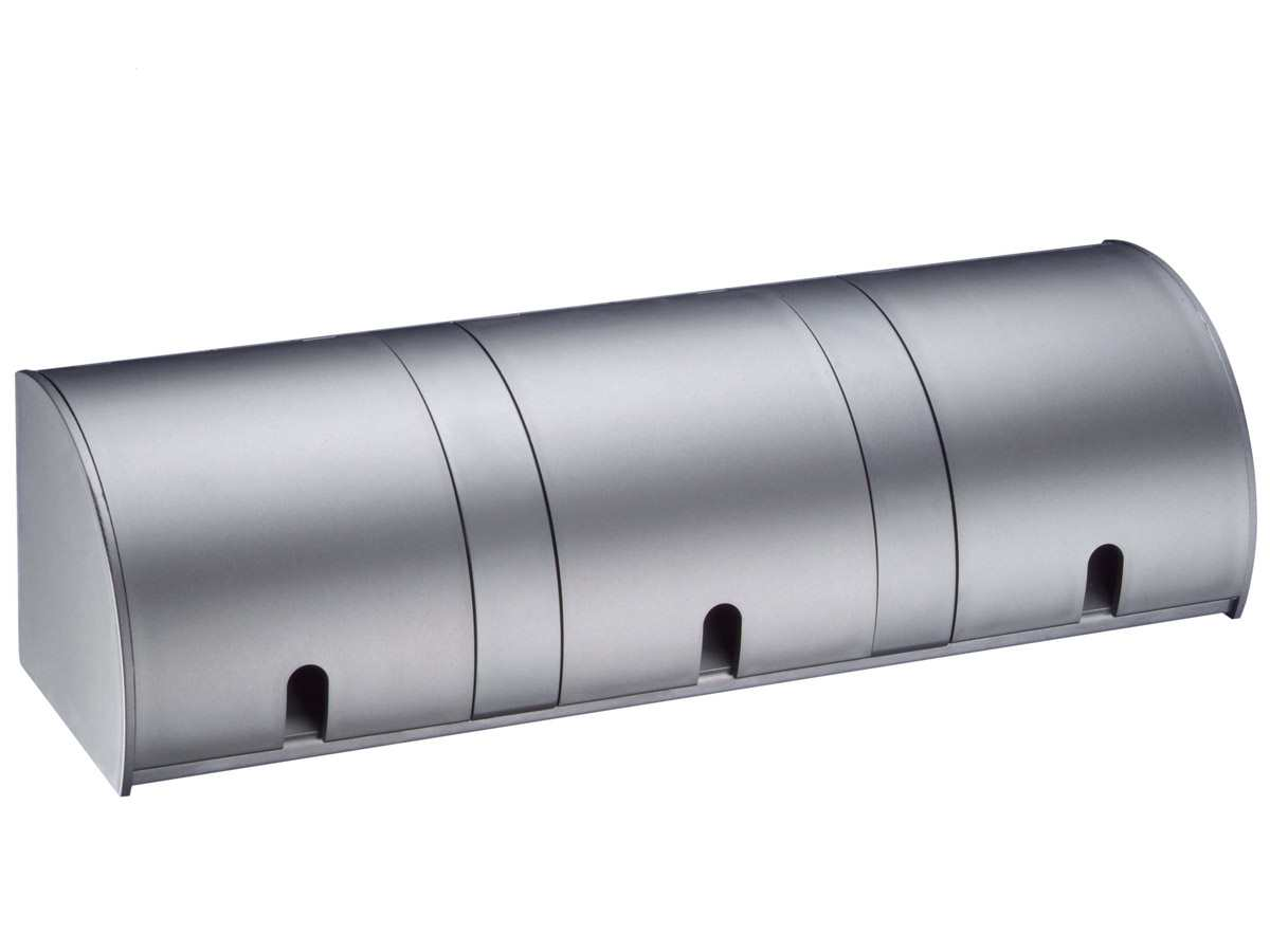 Thebo E 1000/ST 3 - 19107 ST 3 Steckdosenelement Aluminium