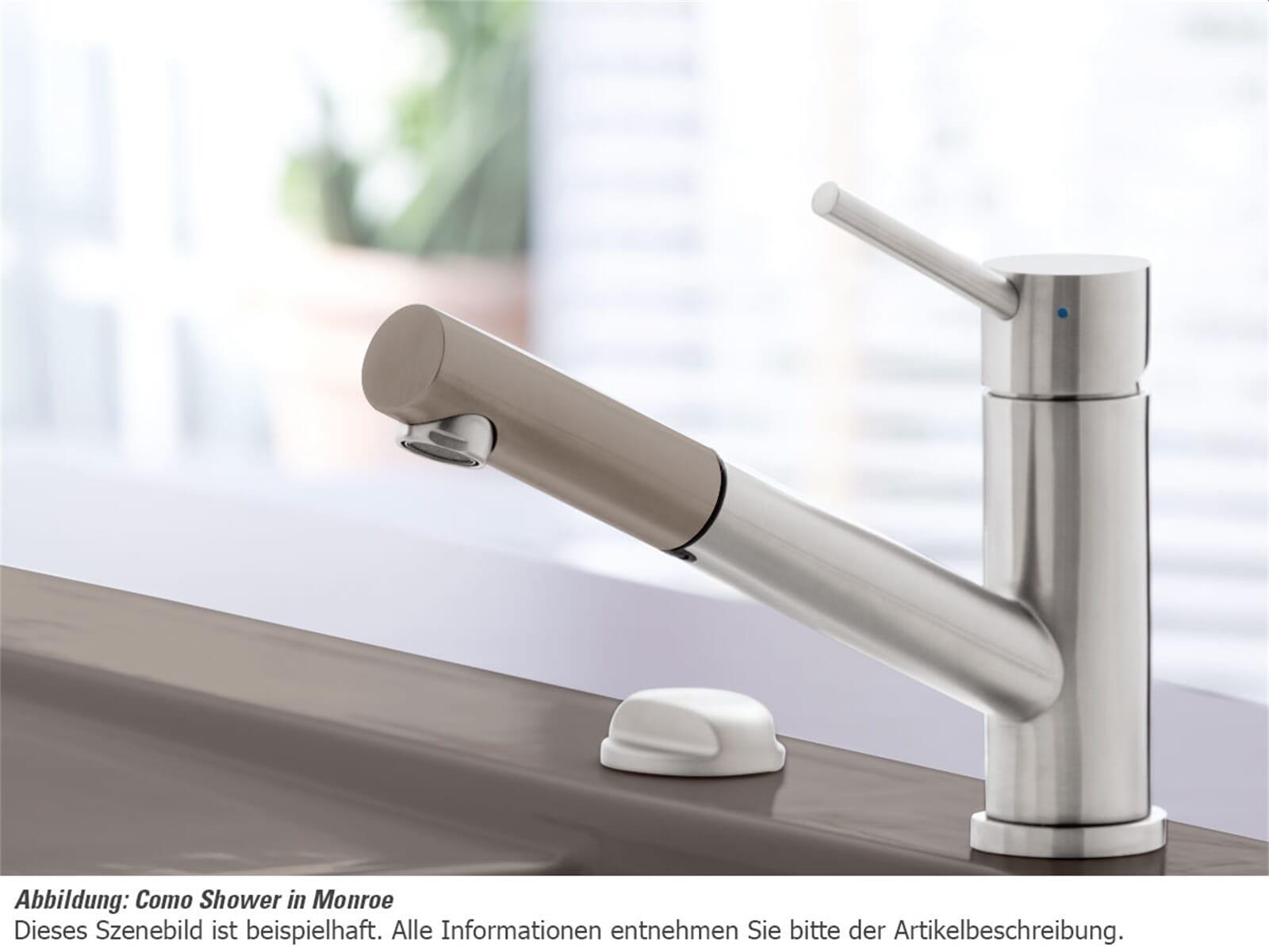 Villeroy & Boch Como Shower Graphit Hochdruckarmatur