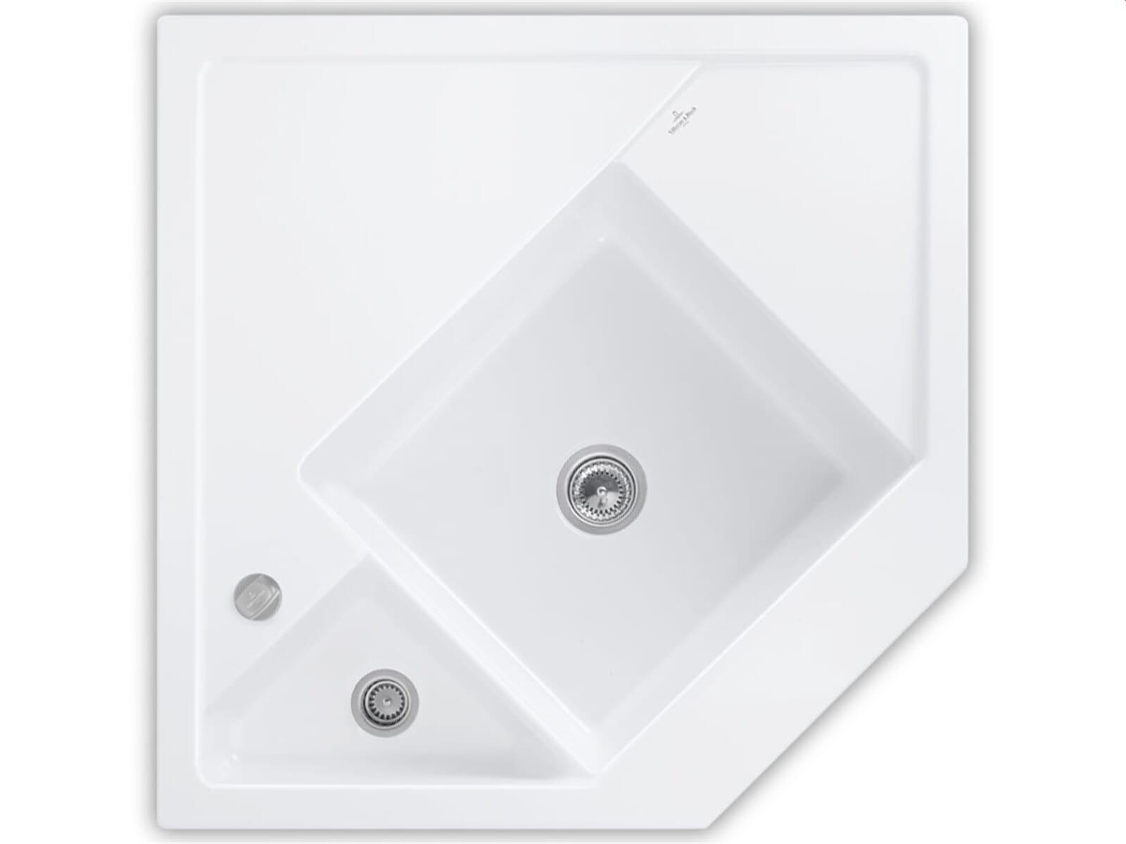 Produktabbildung Monumentum mit Excenterbetätigung in Weiß (alpin)