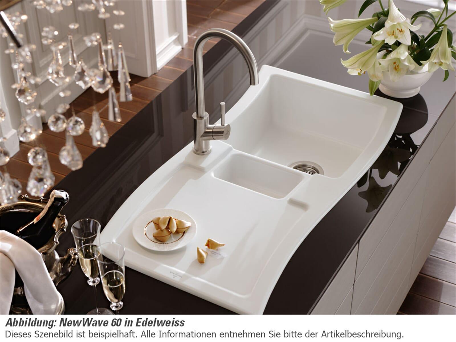 villeroy boch newwave 60 cappuccino 6716 01 i2 keramiksp le handbet tigung. Black Bedroom Furniture Sets. Home Design Ideas