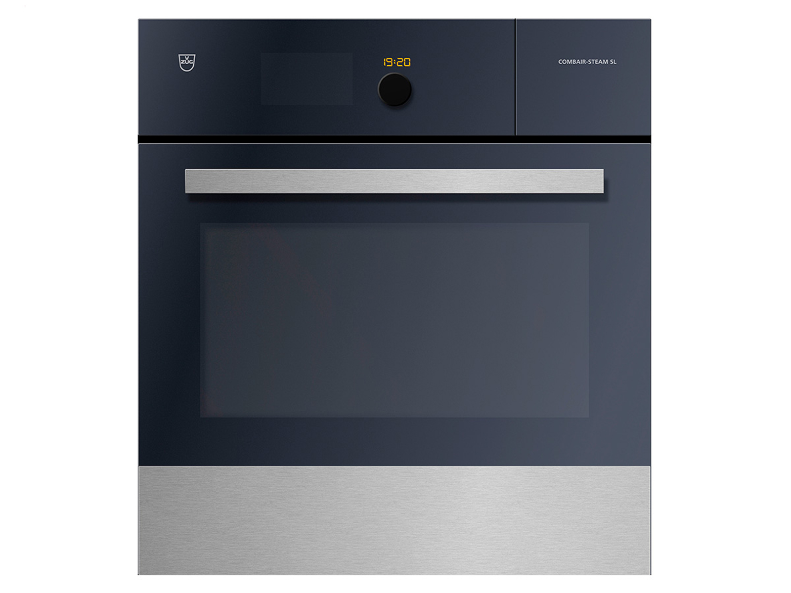 V ZUG CSSLZ60c bair Steam SL Dampfgar Backofen ChromeClass
